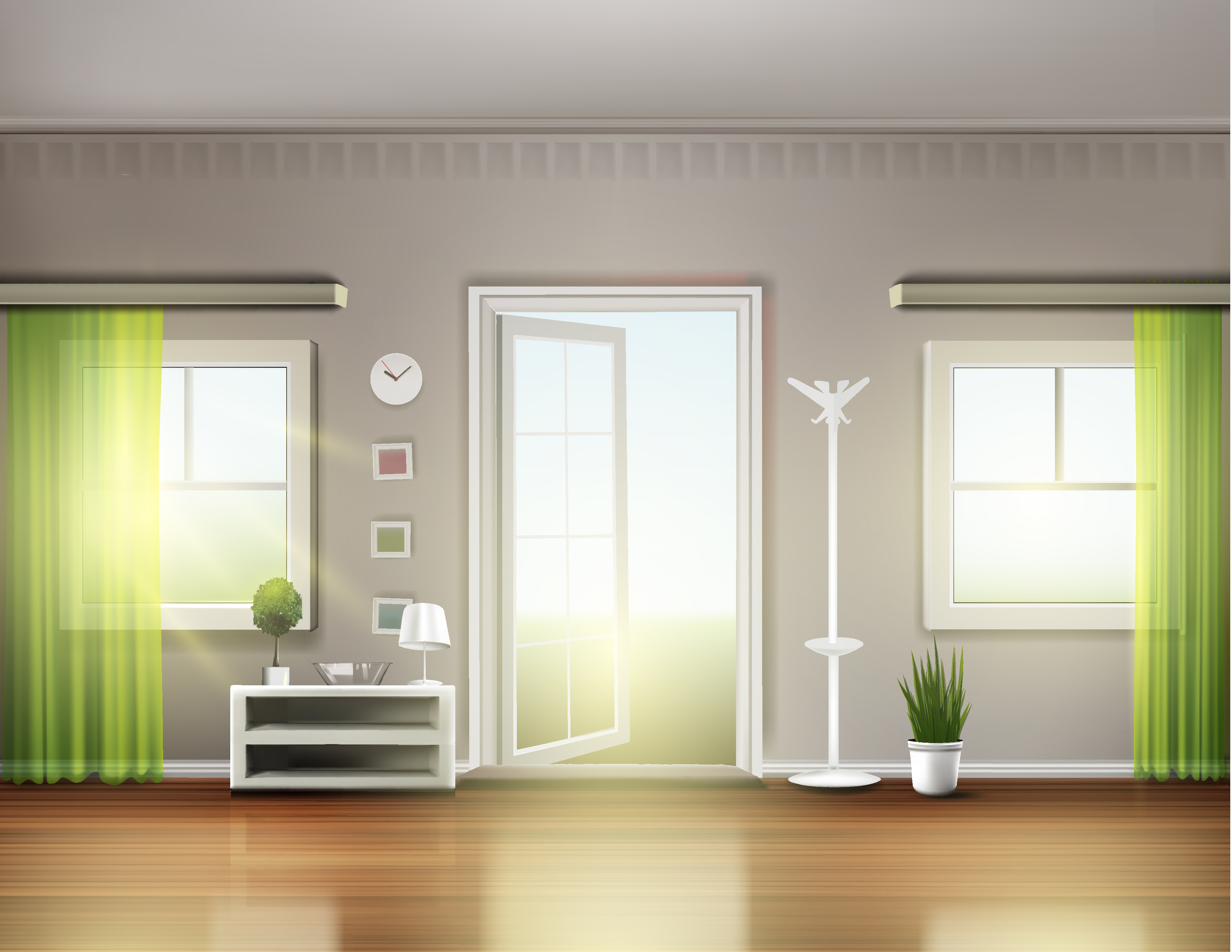 simple clean indoor stereo background simple indoor