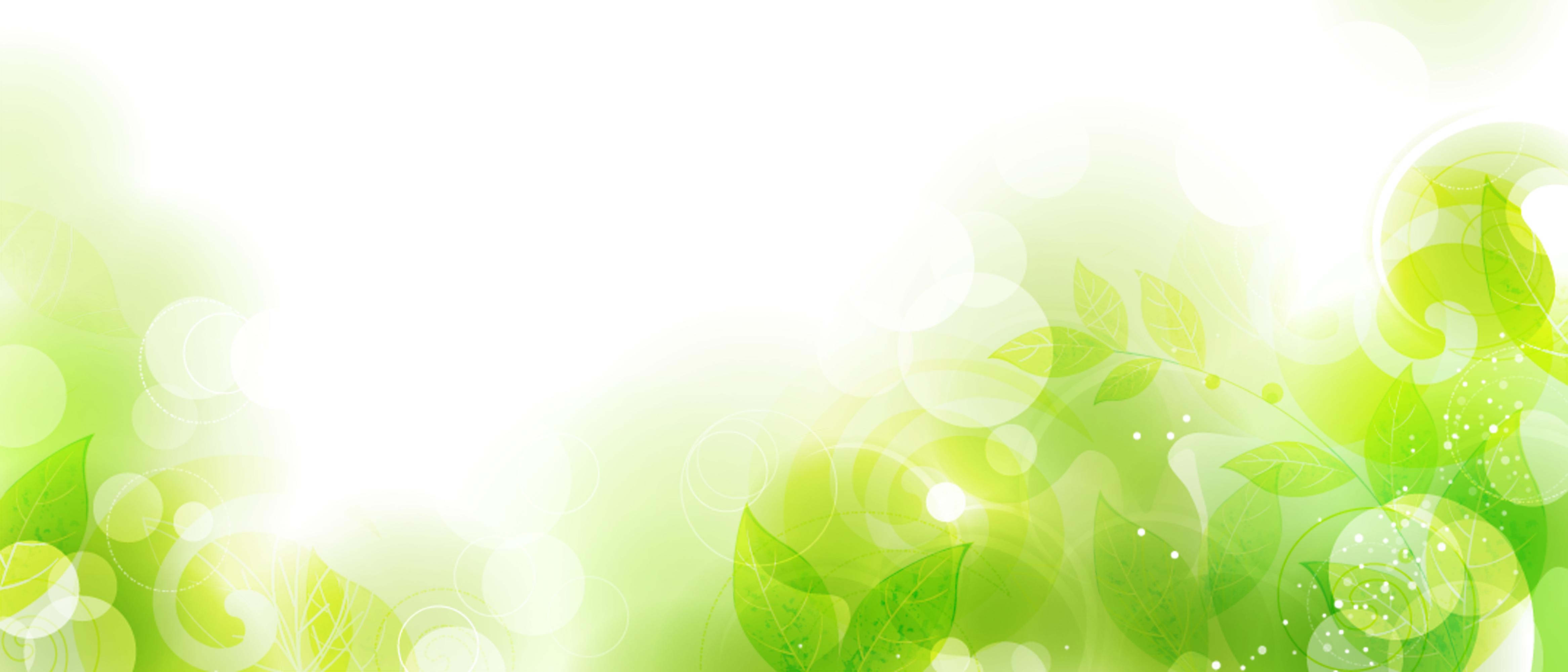 Fondo Verde Hojas Pintadas Verde Pintado A Mano Leaf
