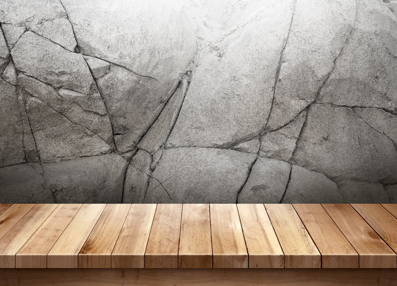 Vintage Wooden Wall Cracks Texture