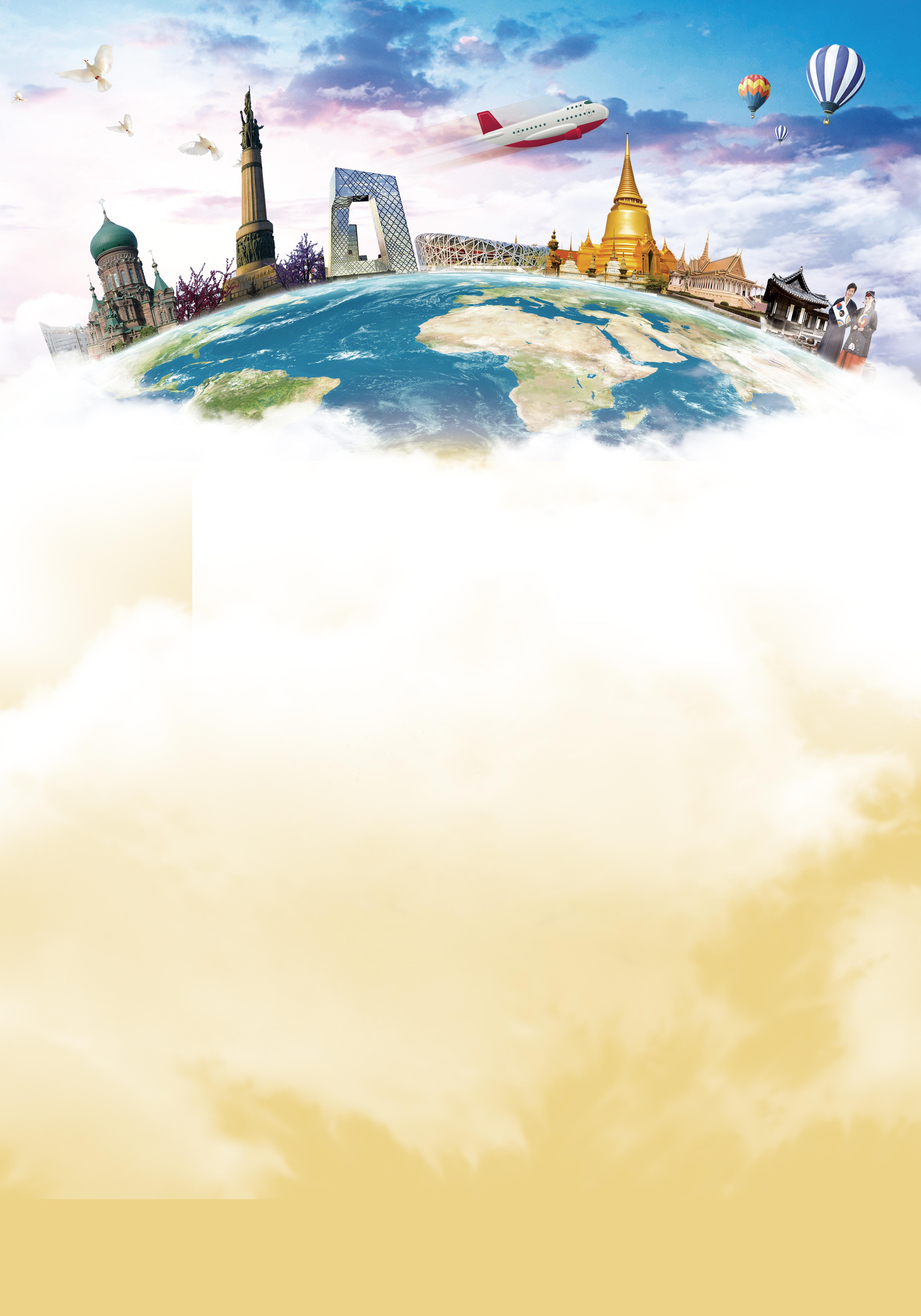Travel Background, Travel, World, Earth Background Image ...