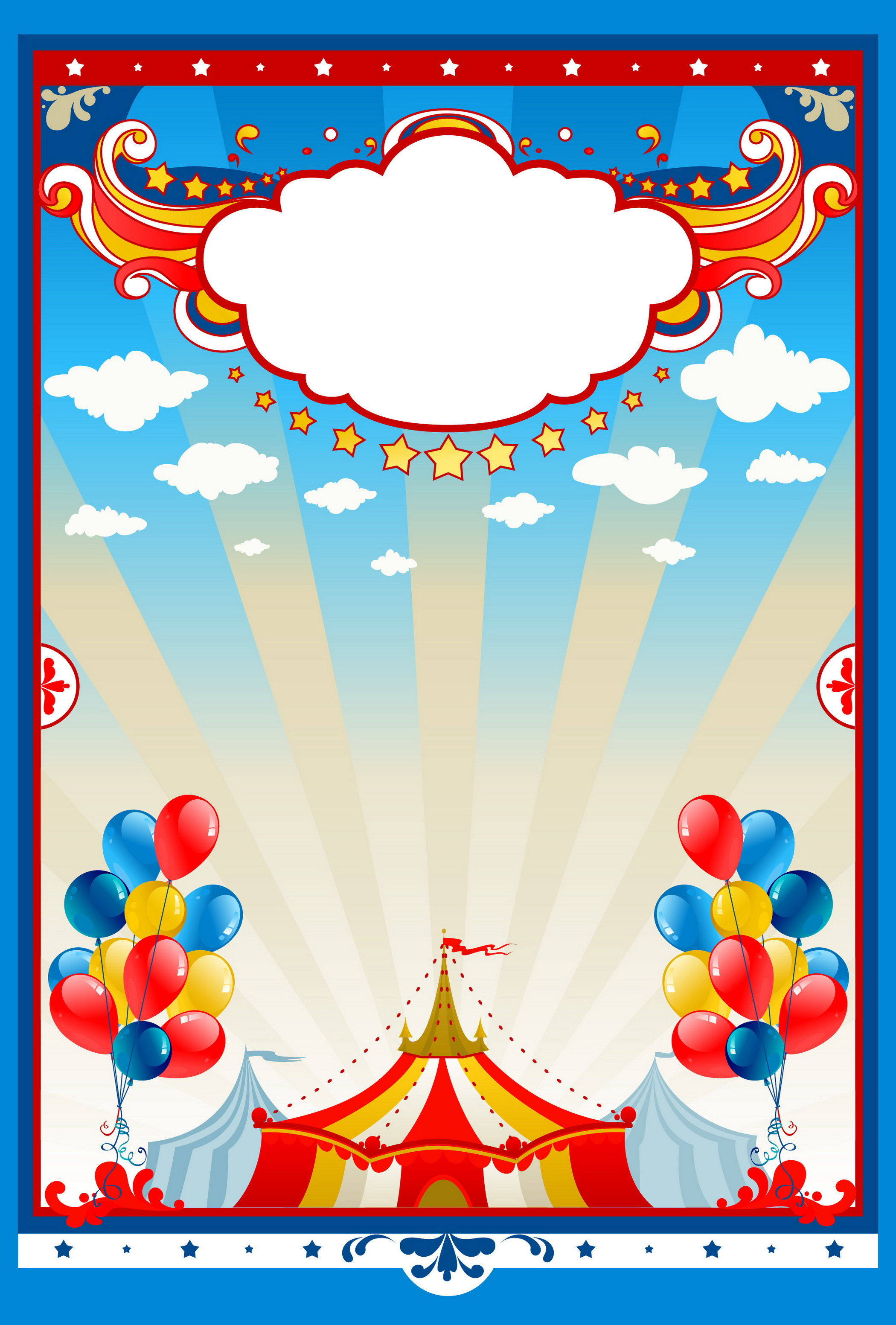 Circus Tent Circus Tent Shed Background Image For Free
