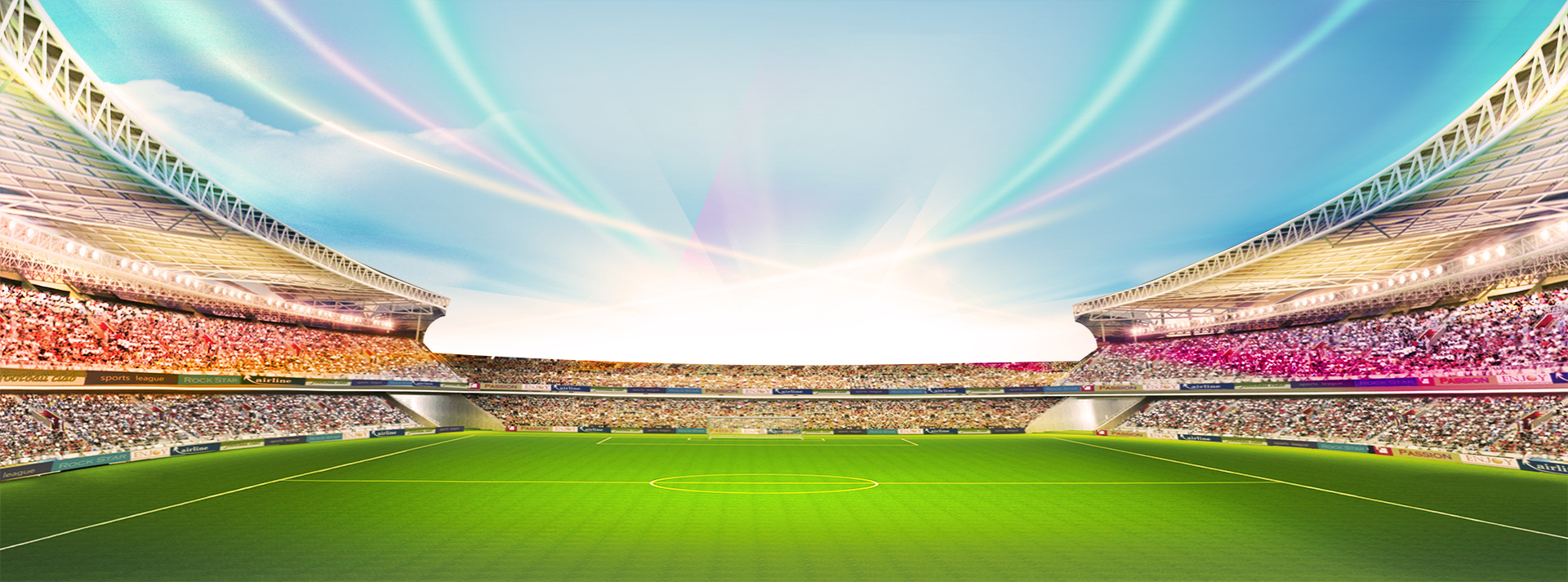 Cricket Vector Background Stock Image: Stadium Banner Background, Court, Stadium, Greenbelt