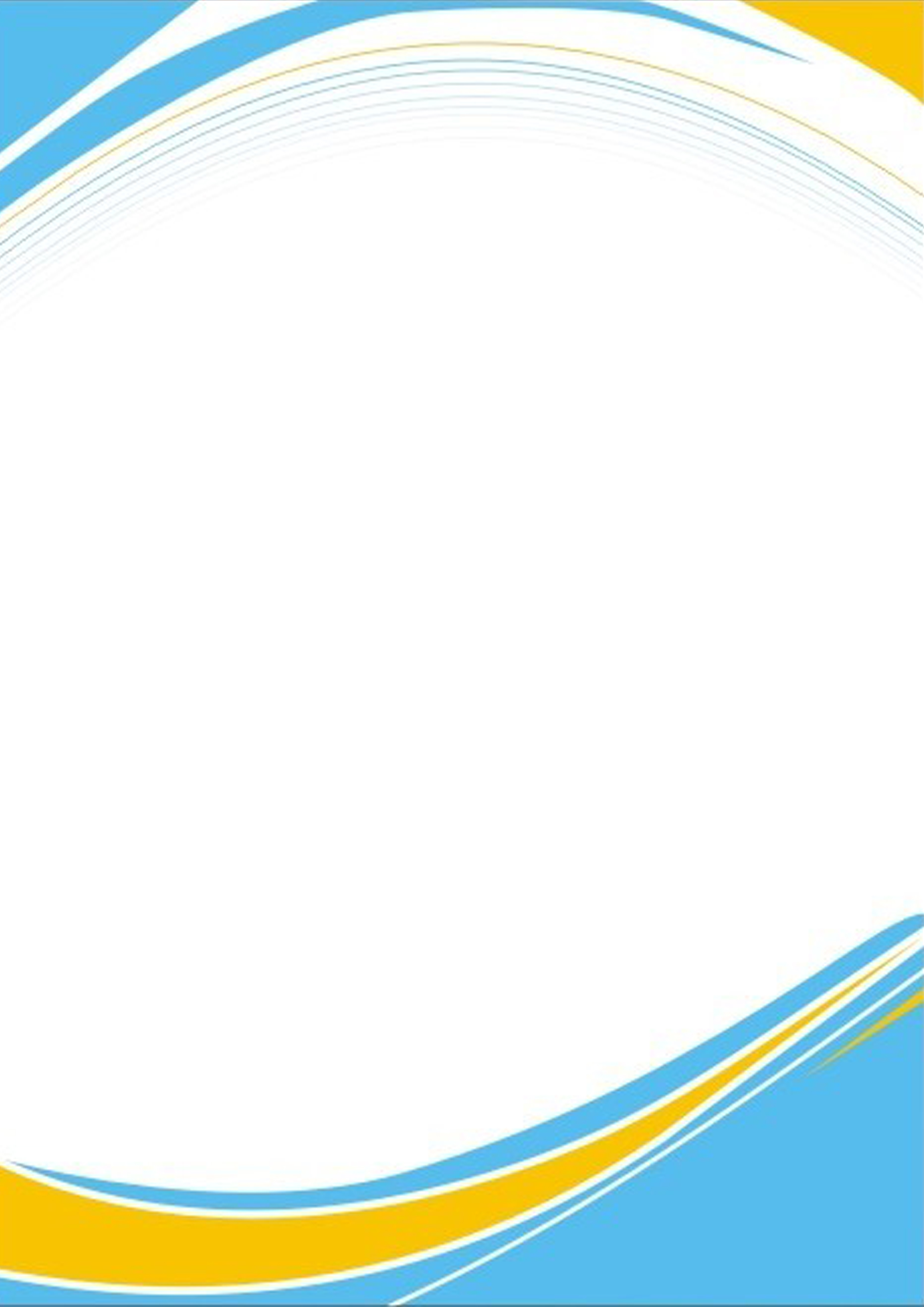 ppt background  blue  yellow  white background image for free download