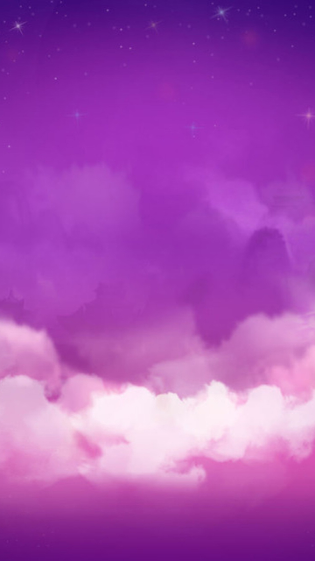 violet sky h5 de fond violet le ciel les nuages image de