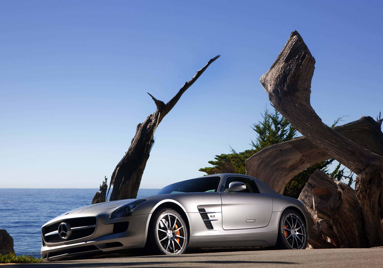 Mercedes plateado background, La Plata, Benz, Atmósfera Imagen de ...