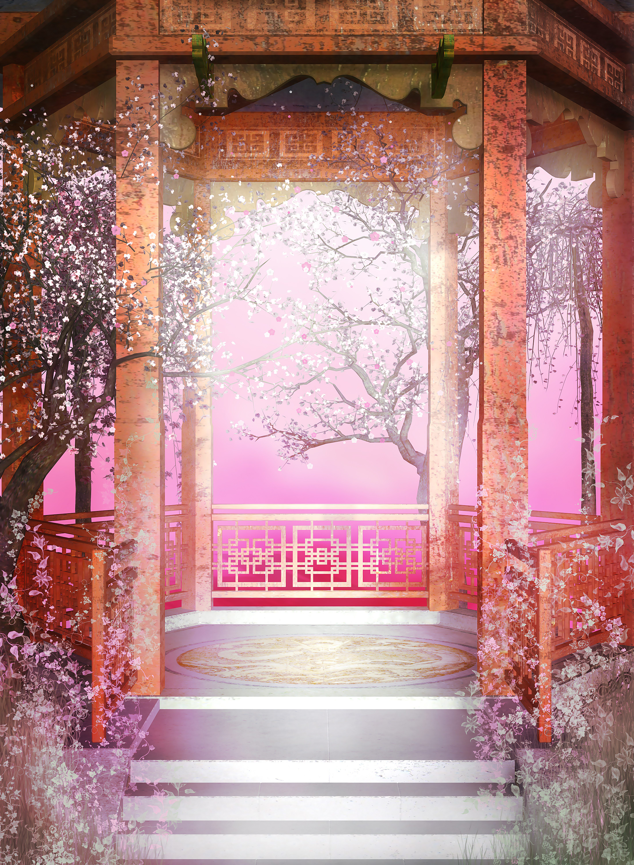 Magical Wedding Graphy Studio Background