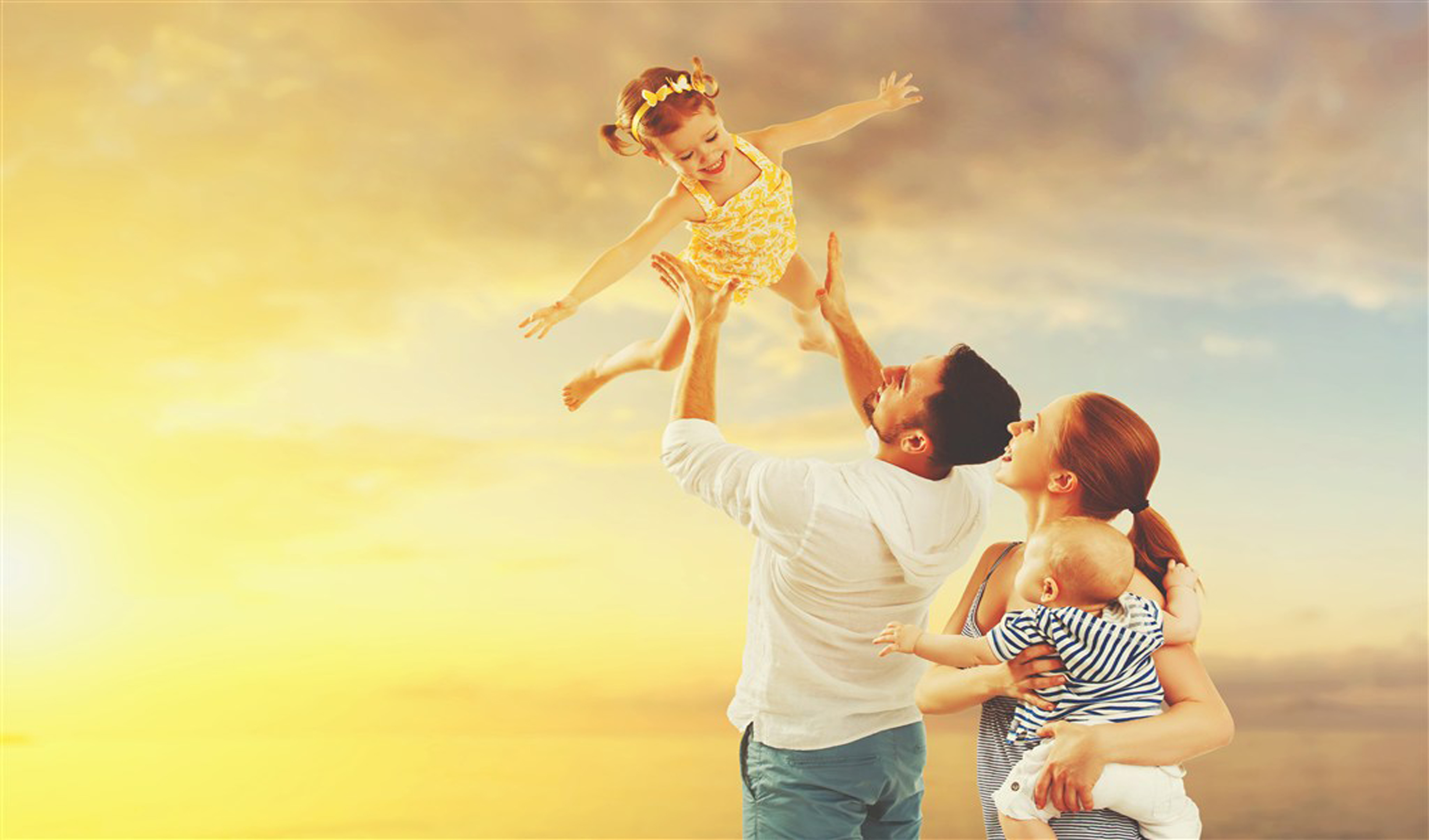 creative warm and happy family  family  happy  yellow