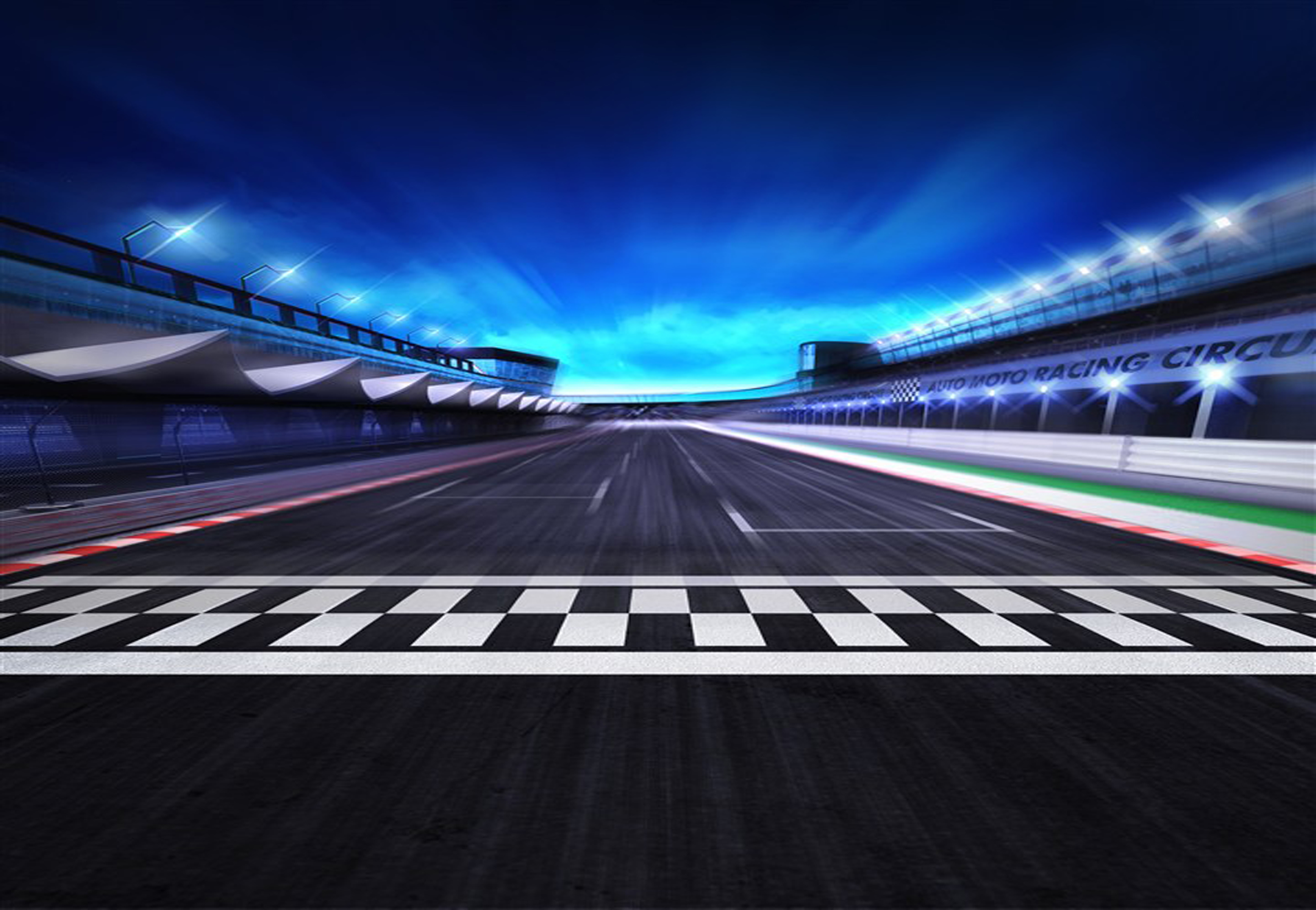cool racing track  speedway  racing  sports background