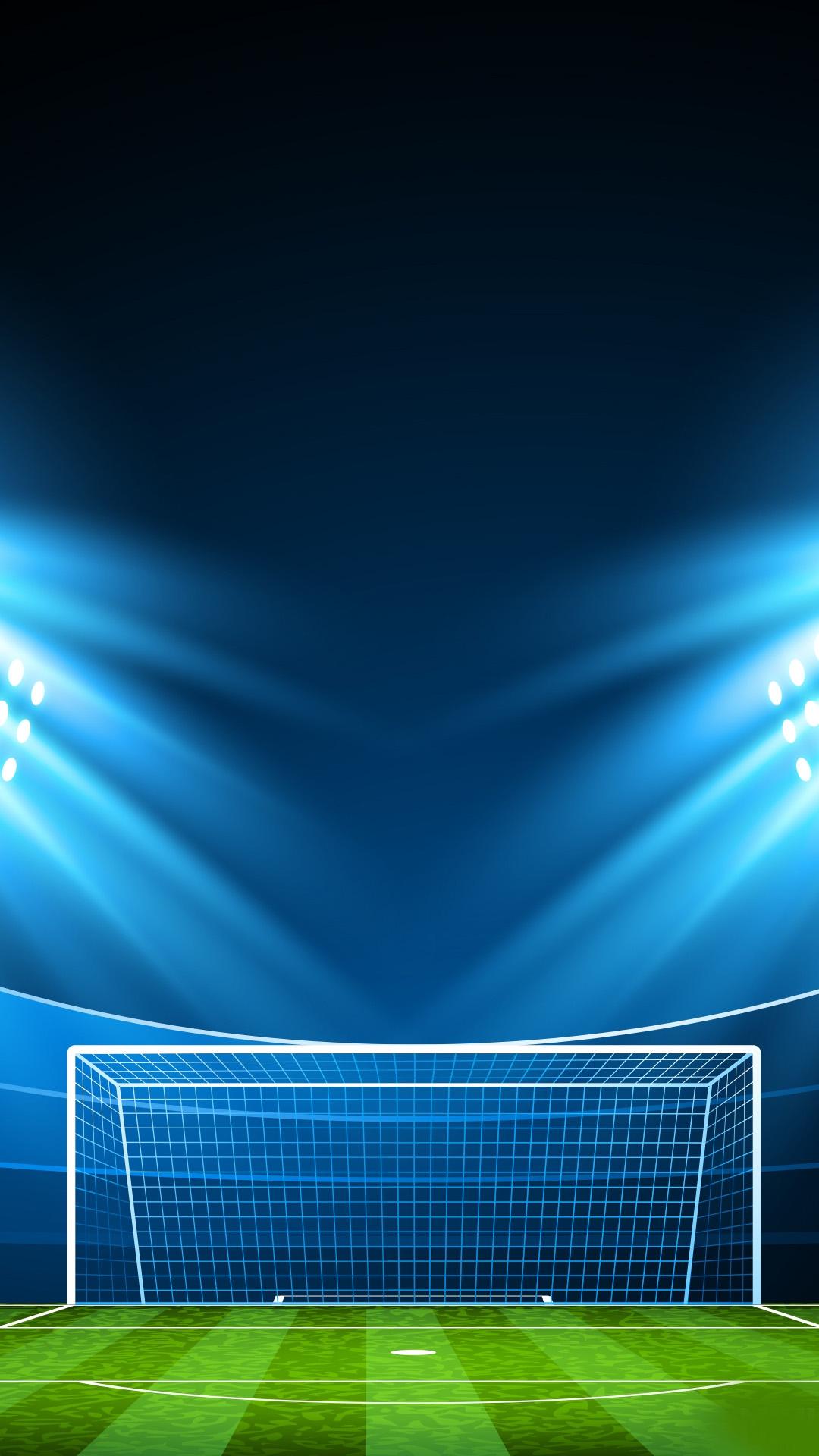 shiny soccer field background  brilliant  football  field