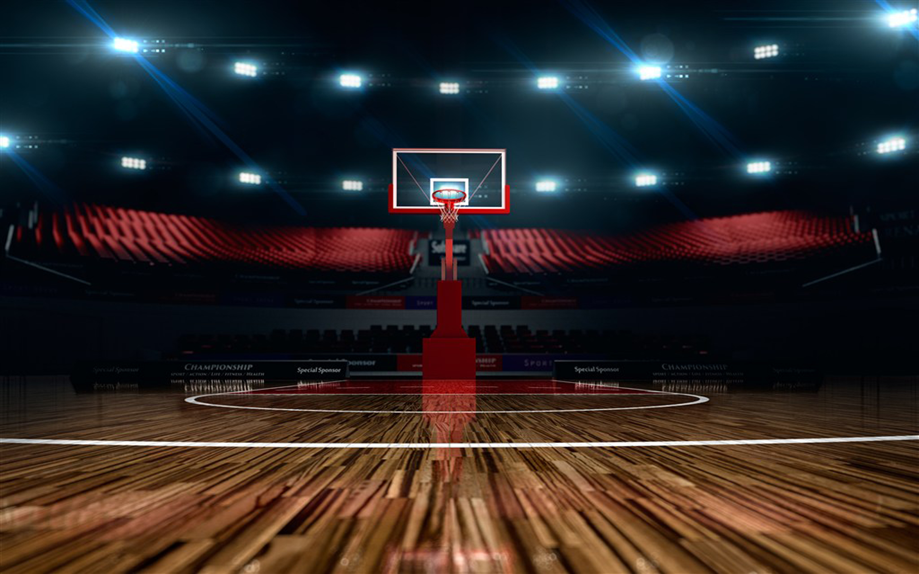 Highgrade Highdefinition Picture Basketball Court, Playing ...