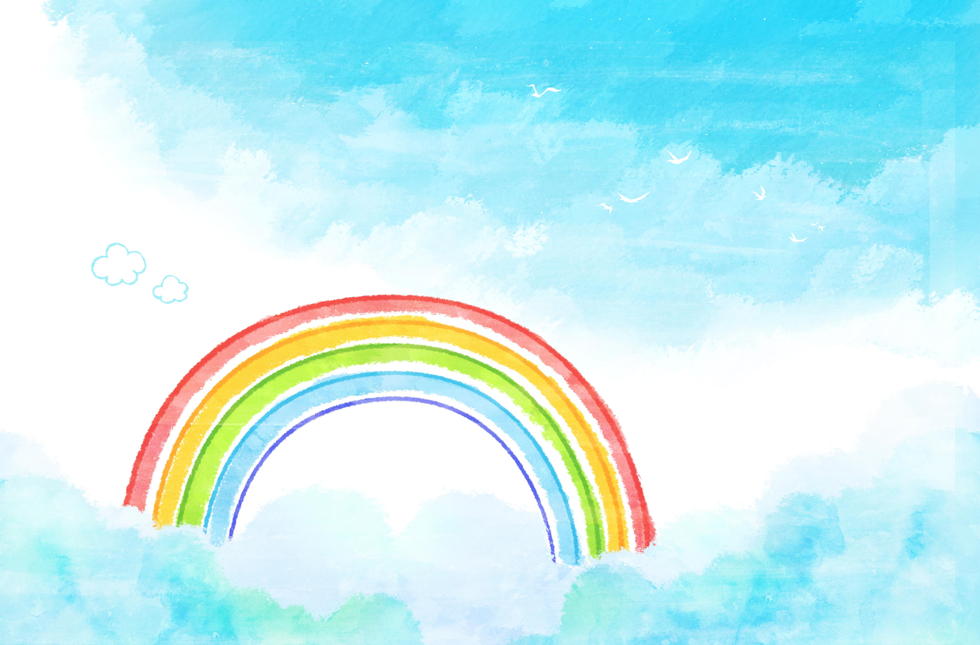 arc en ciel couleur d arri u00e8re plan couleur rainbow le ciel image de fond pour le t u00e9l u00e9chargement