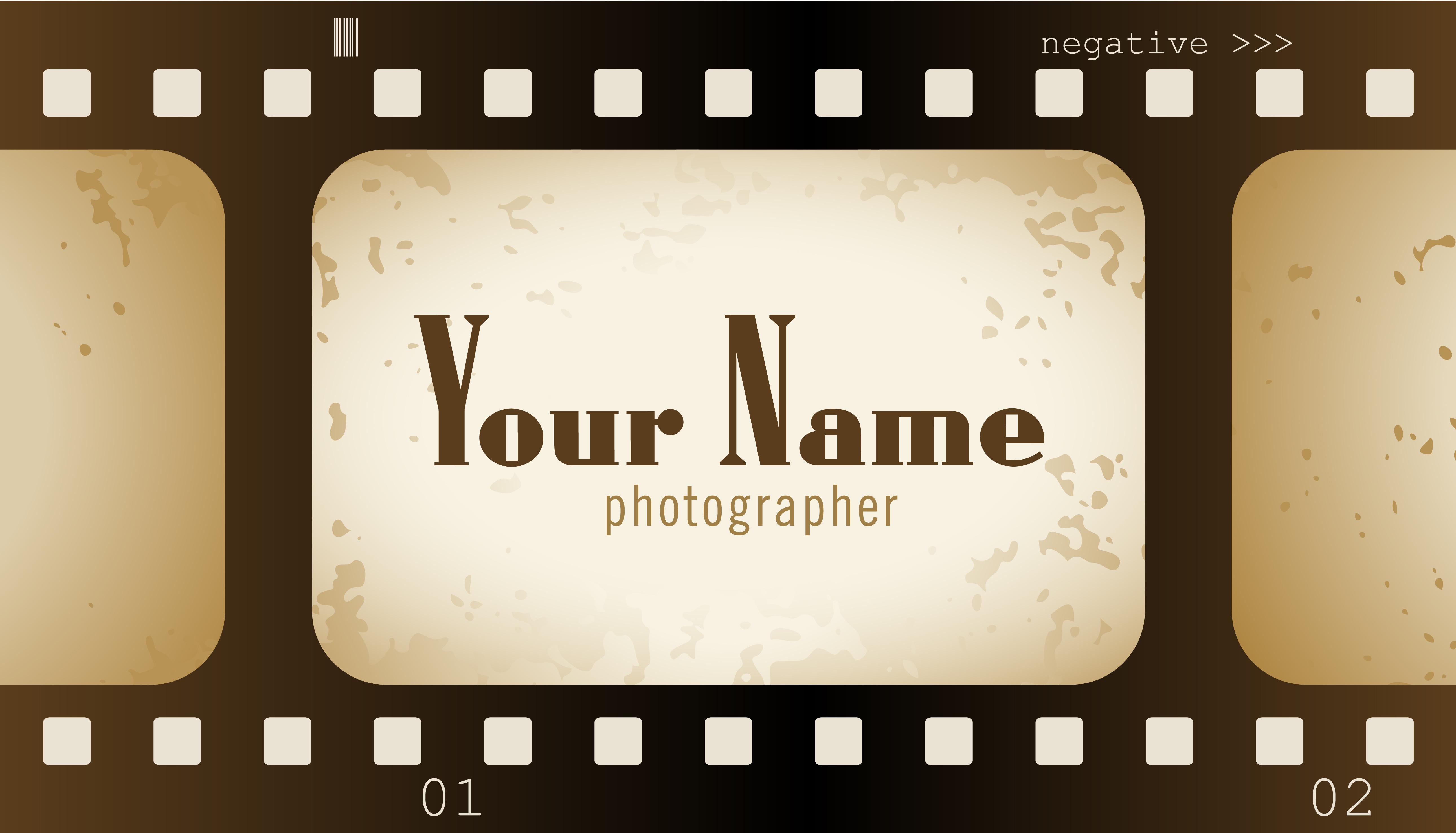 Filme Frame Negativo Strip Background Gr U00e1fico Design