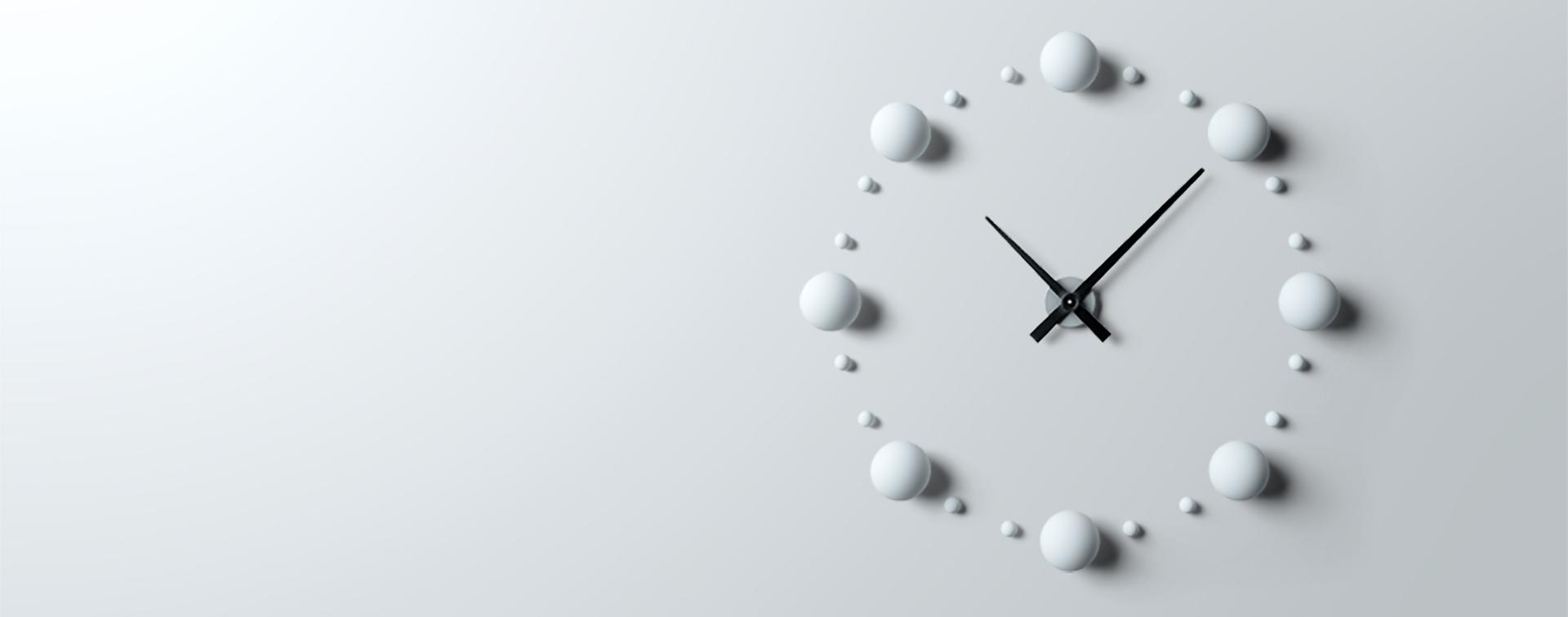 фон с часами для презентации один момент локтев