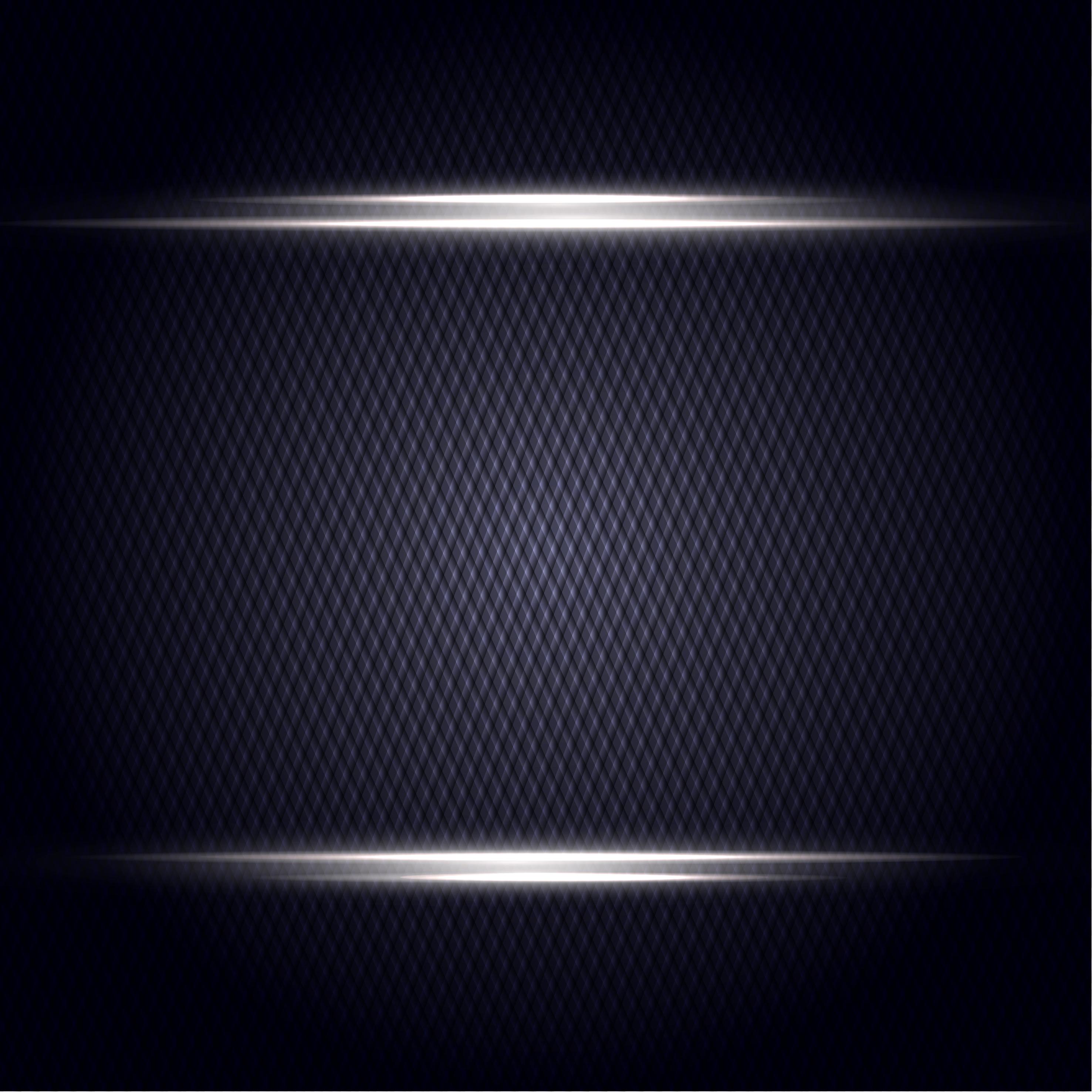 Simple Black Metallic Grid Background Material, Simple