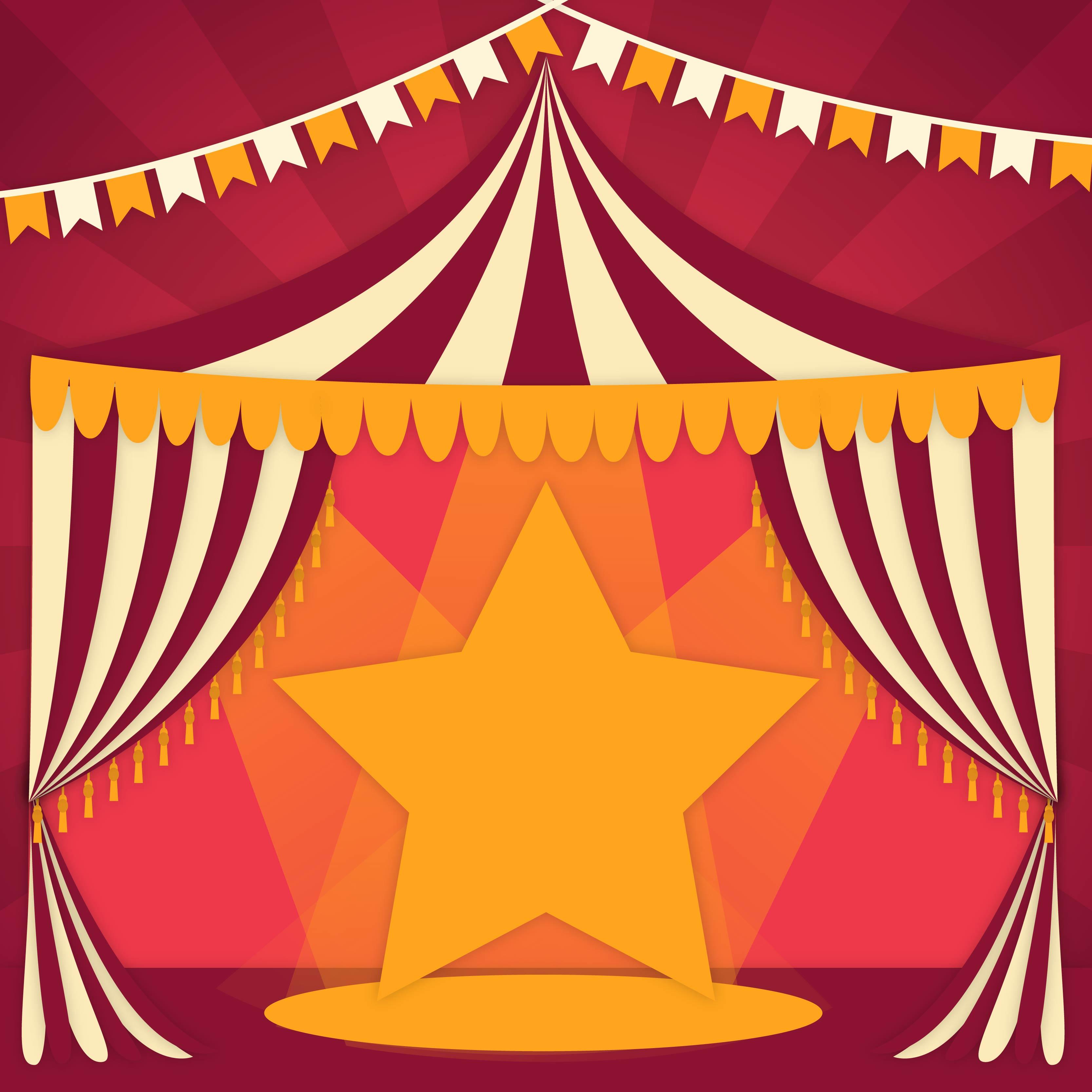 Affiche le cirque de fond cirque affiches arri re plan for Fond affiche gratuit