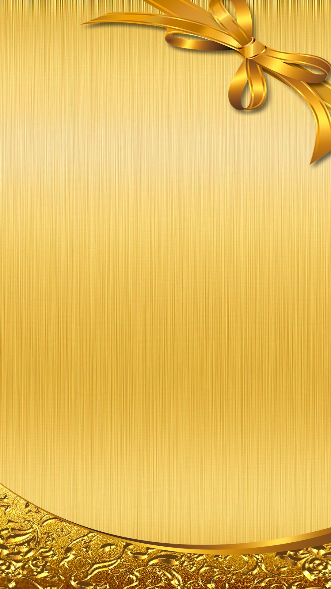 Фон золотой для открытки