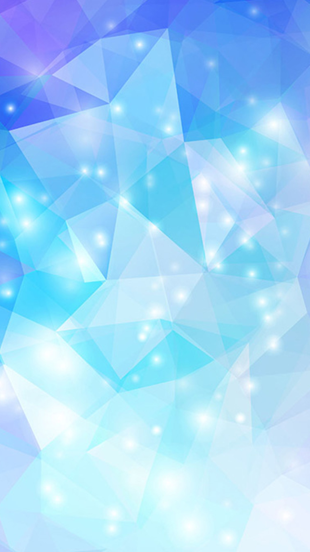 blue diamond geometric background vector h5  blue