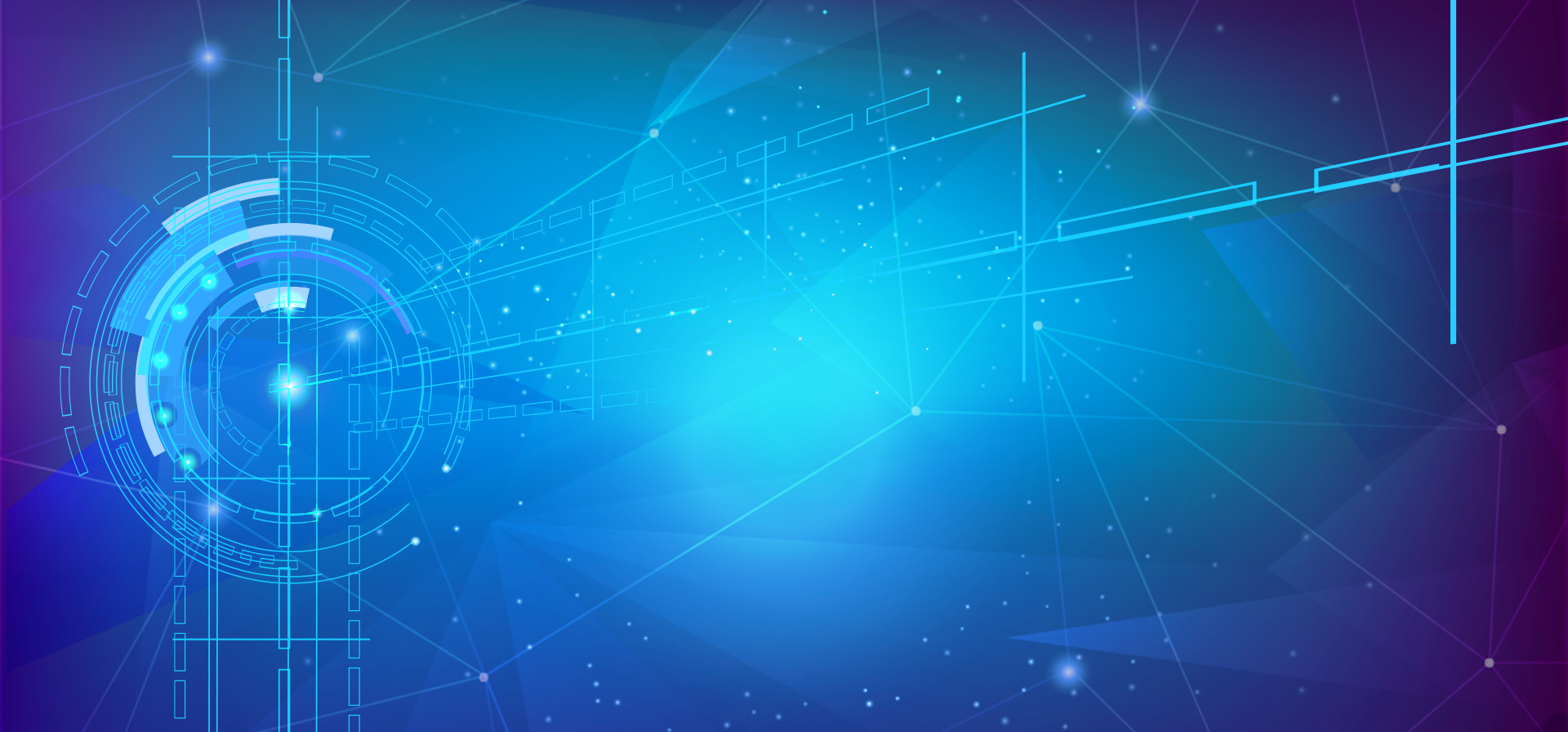 technical feeling blue poster banner background  blue  science  technology background image for