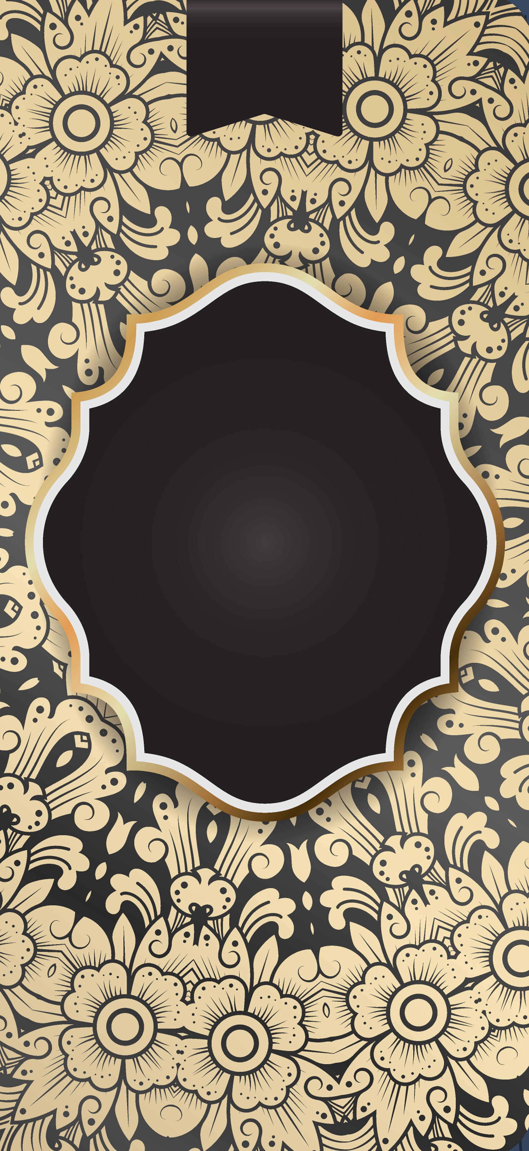 le motif de la carte d invitation de fond r u00e9tro motif