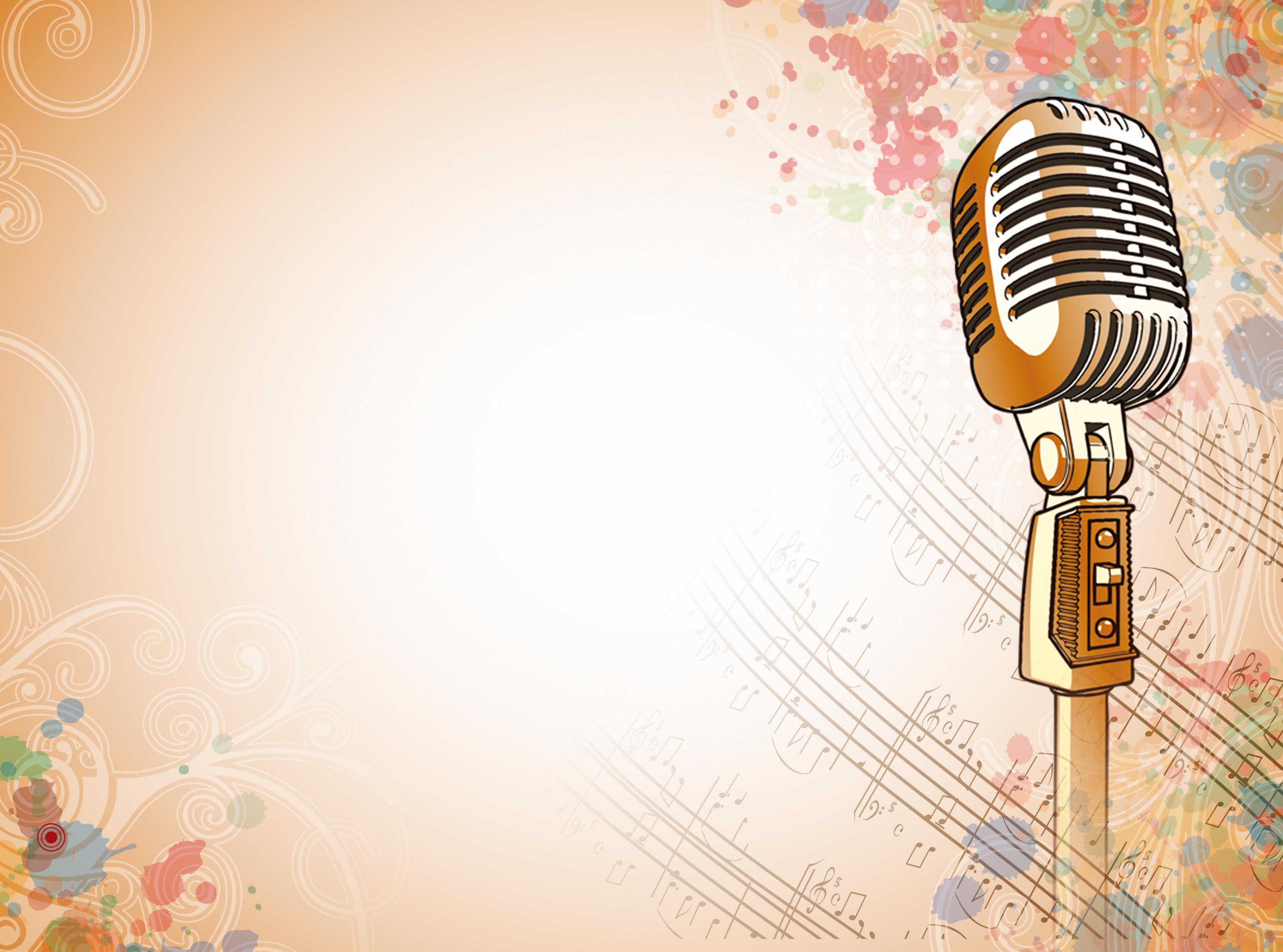 background music school singing contest printing  school