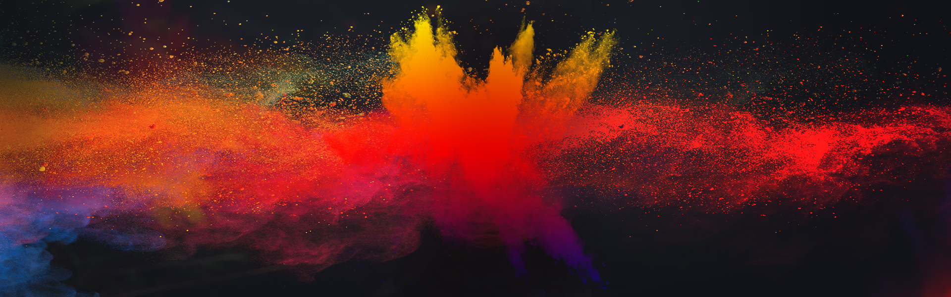 background color explosion  color  explosion  powder