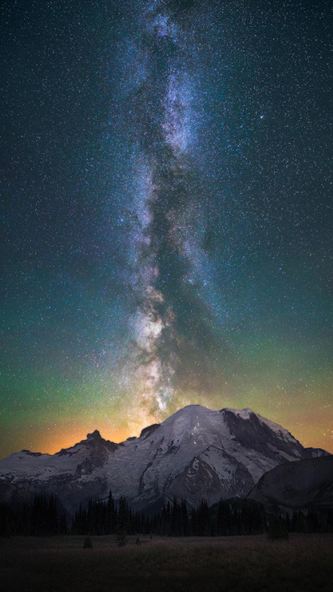 le ciel en arri u00e8re plan le paysage h5 le soir les  u00e9toiles paysage image de fond pour le