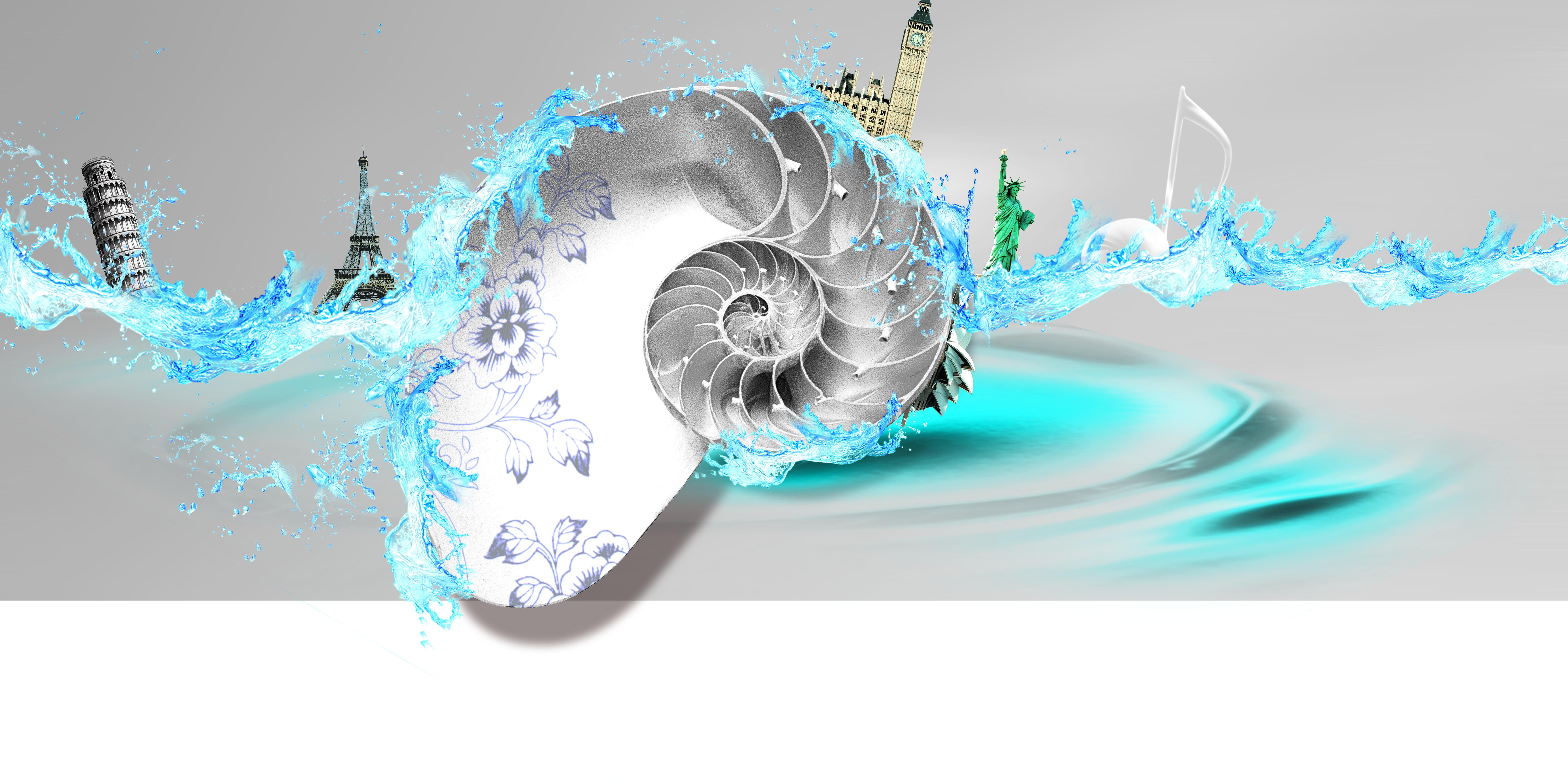 Diseño Patrón Arte Graphic Antecedentes Splash Fondos De: Diseño Arte Ola Patrón Antecedentes La Nieve Invierno