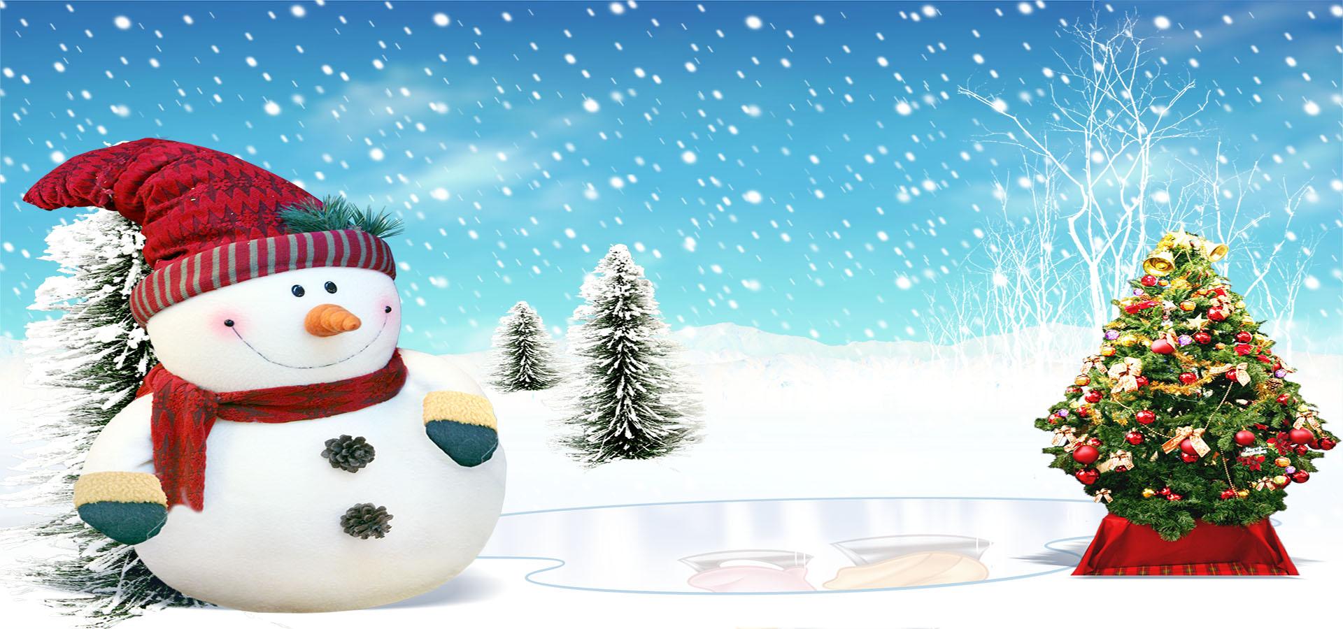 l hiver de dessin romantique affiche de fond blanc de