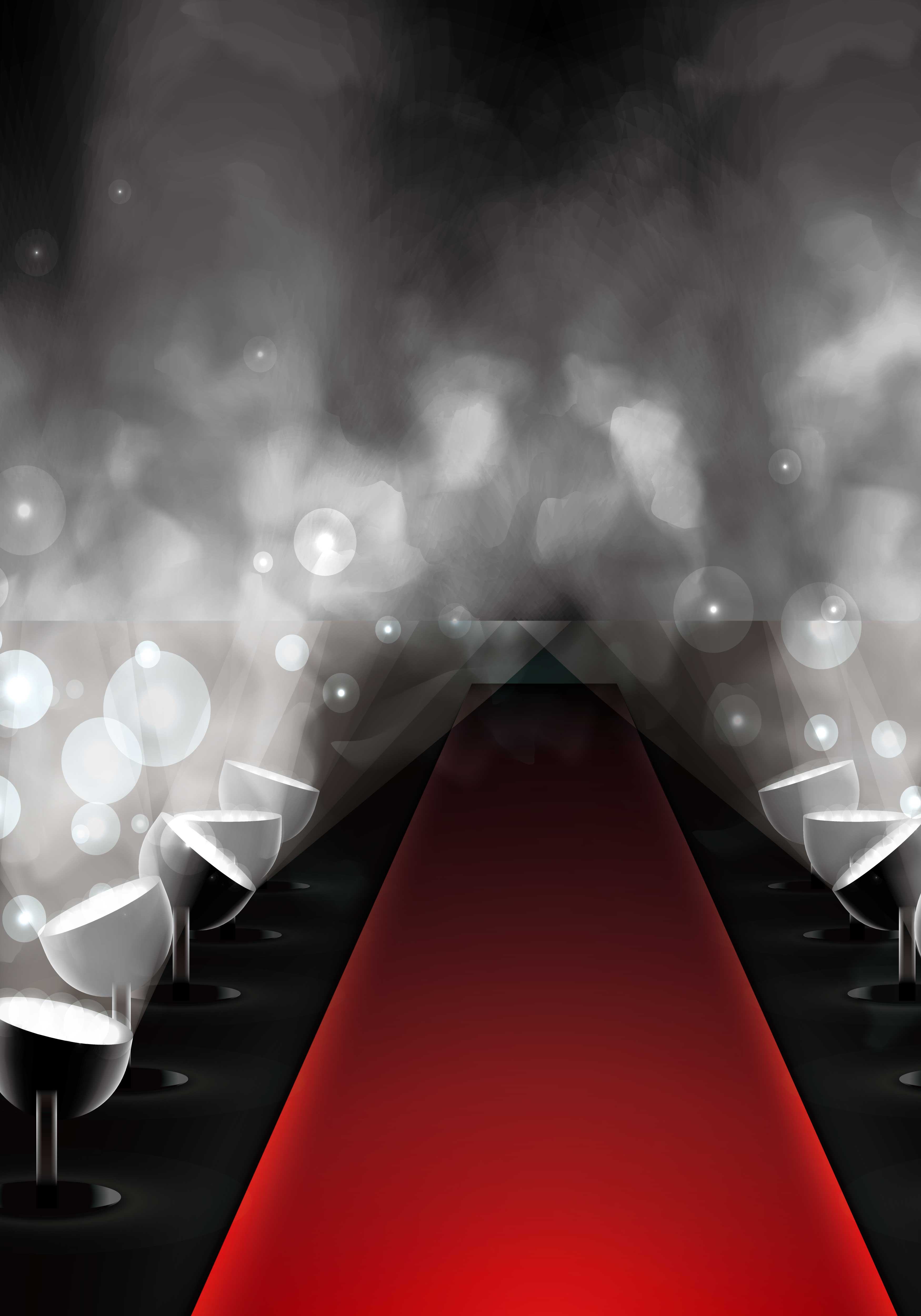 le tapis rouge pr u00e9sentant des mod u00e8les d arri u00e8re plan tapis rouge affichage de la lumi u00e8re image