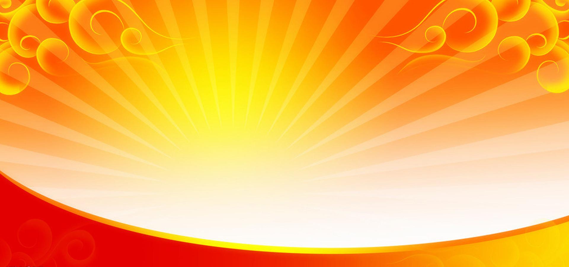 phnom penh festive red moire sun rays banner background