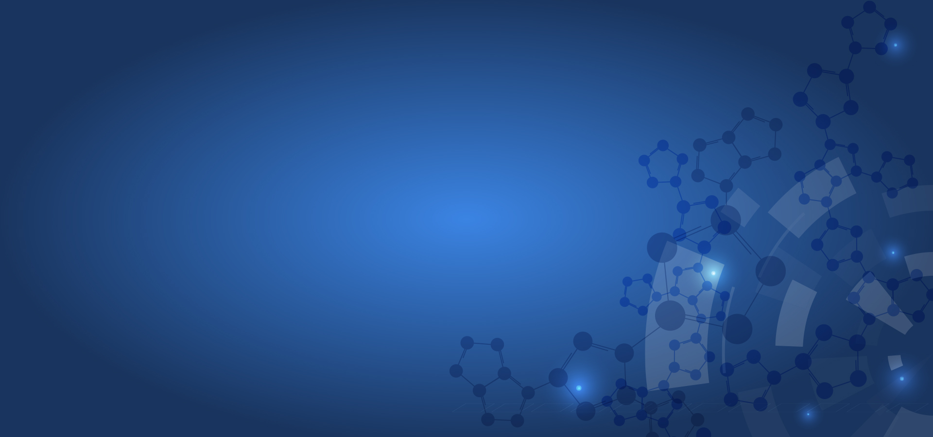 science large blue background  science  technology