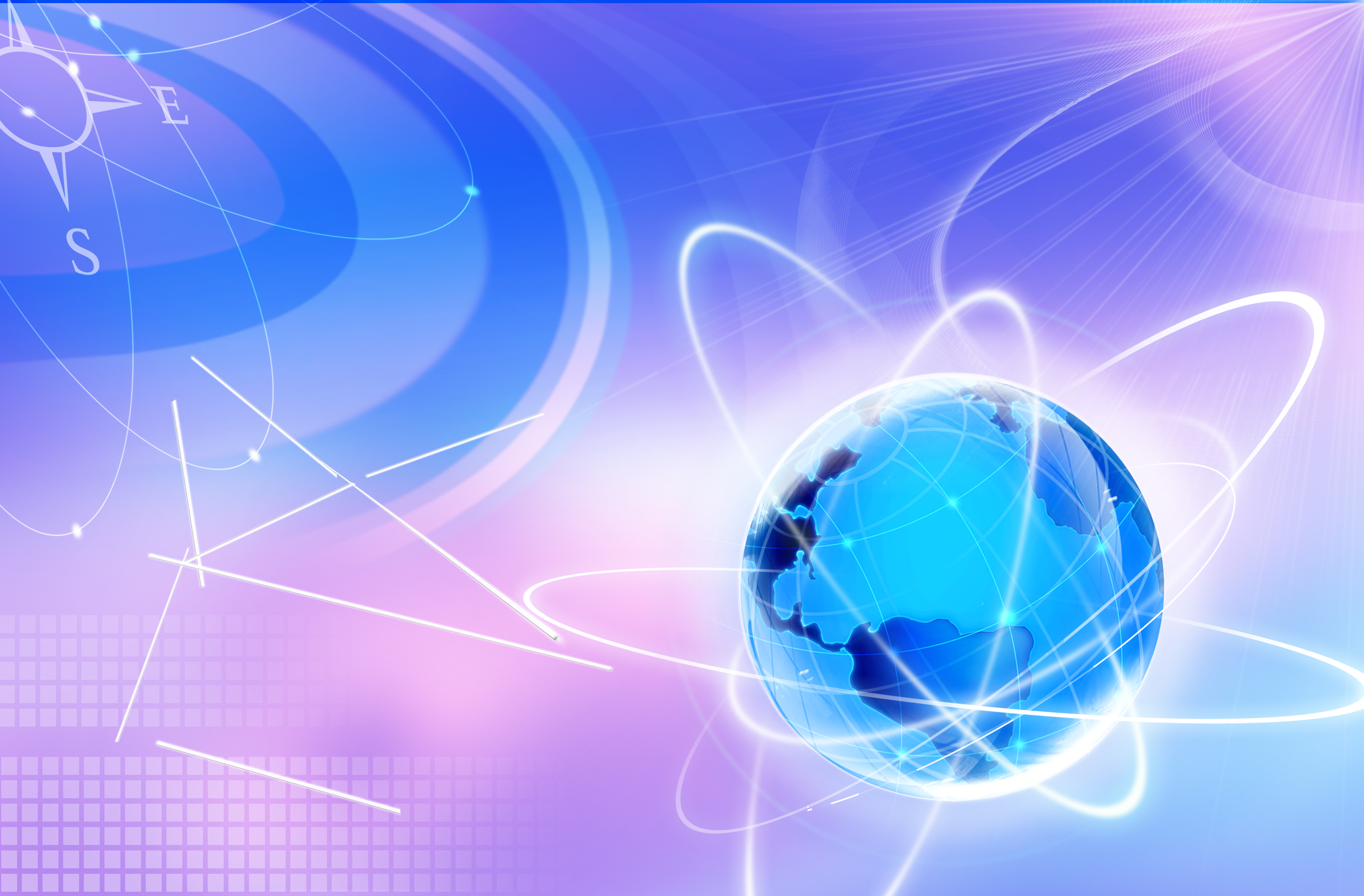 earth science and technology internet purple background material  science  technology  earth