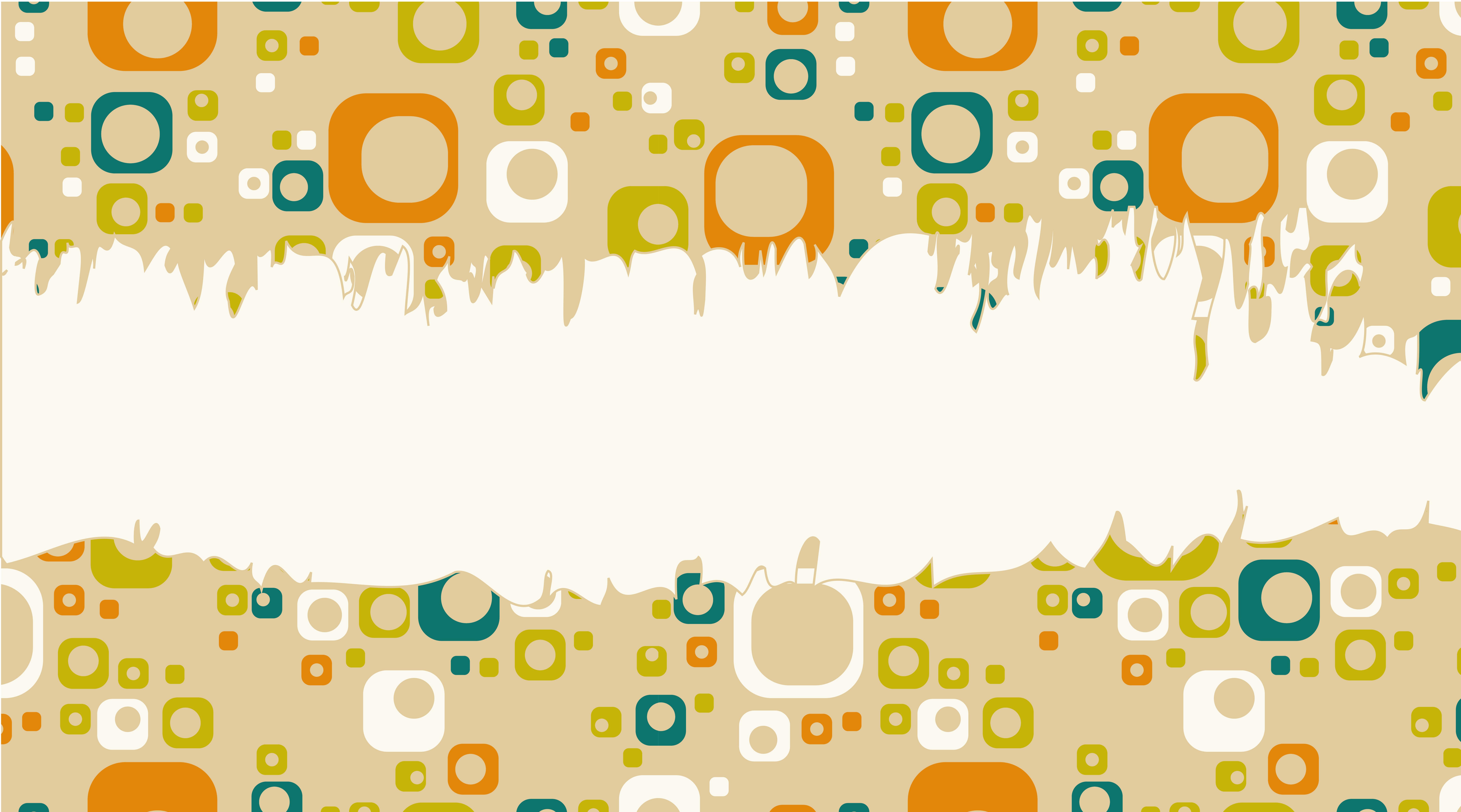 Fondo De Fiesta Diseño Decoracion Confeti Arte Patrón
