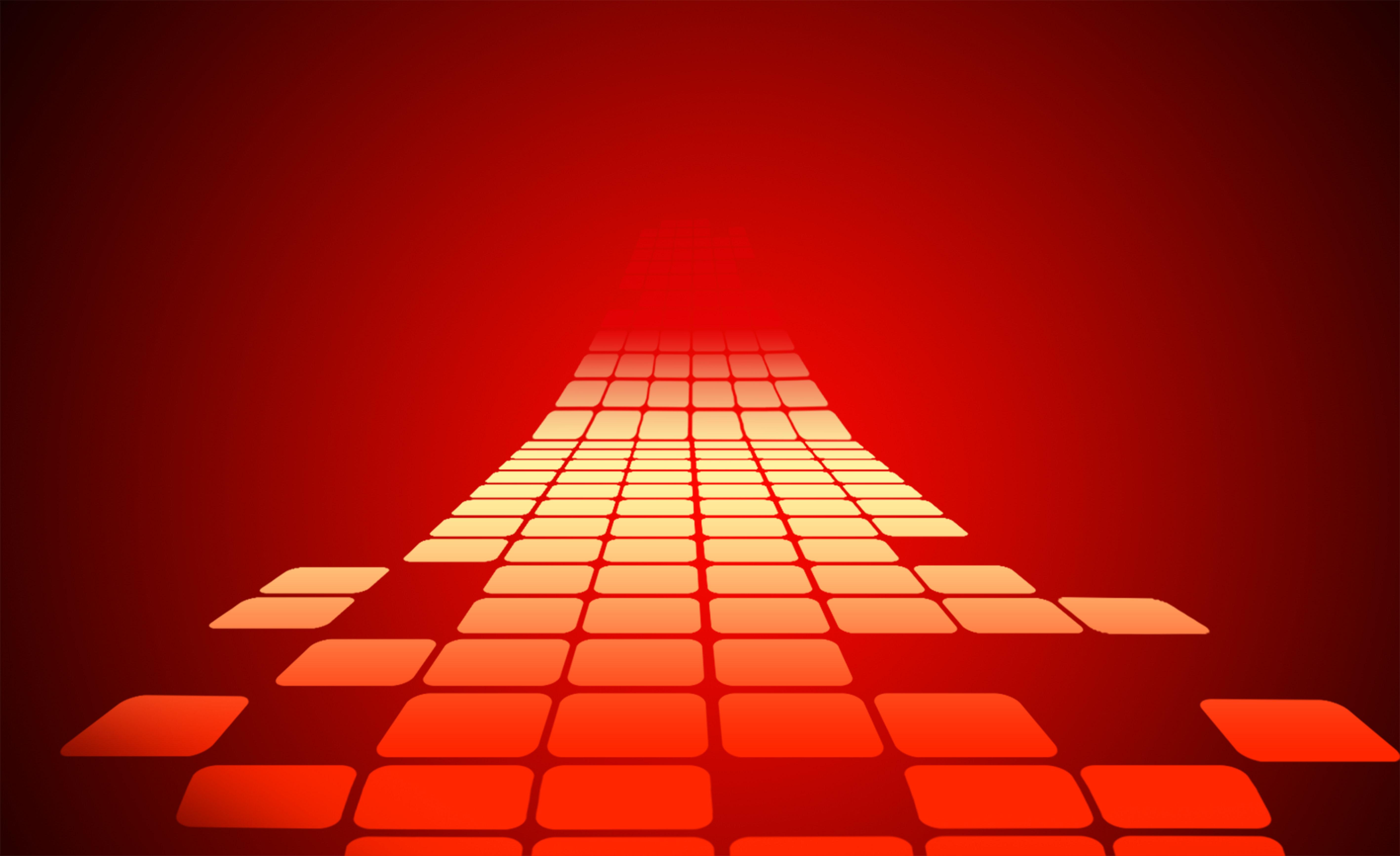 de mat u00e9riau de carte tridimensionnel de fond rouge un fond rouge de la science et de la
