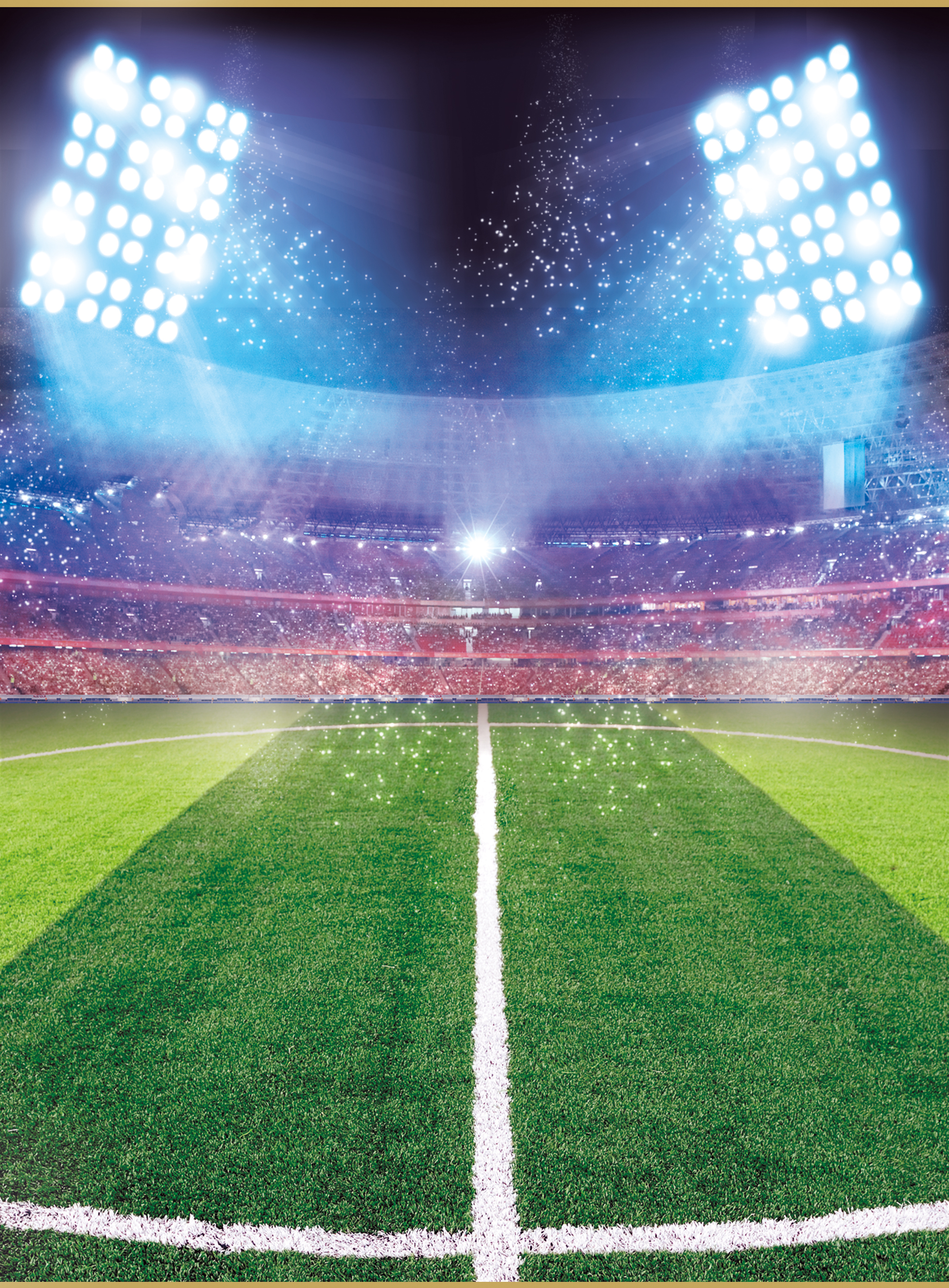 Advertising Posters Soccer Field Background, Football ...