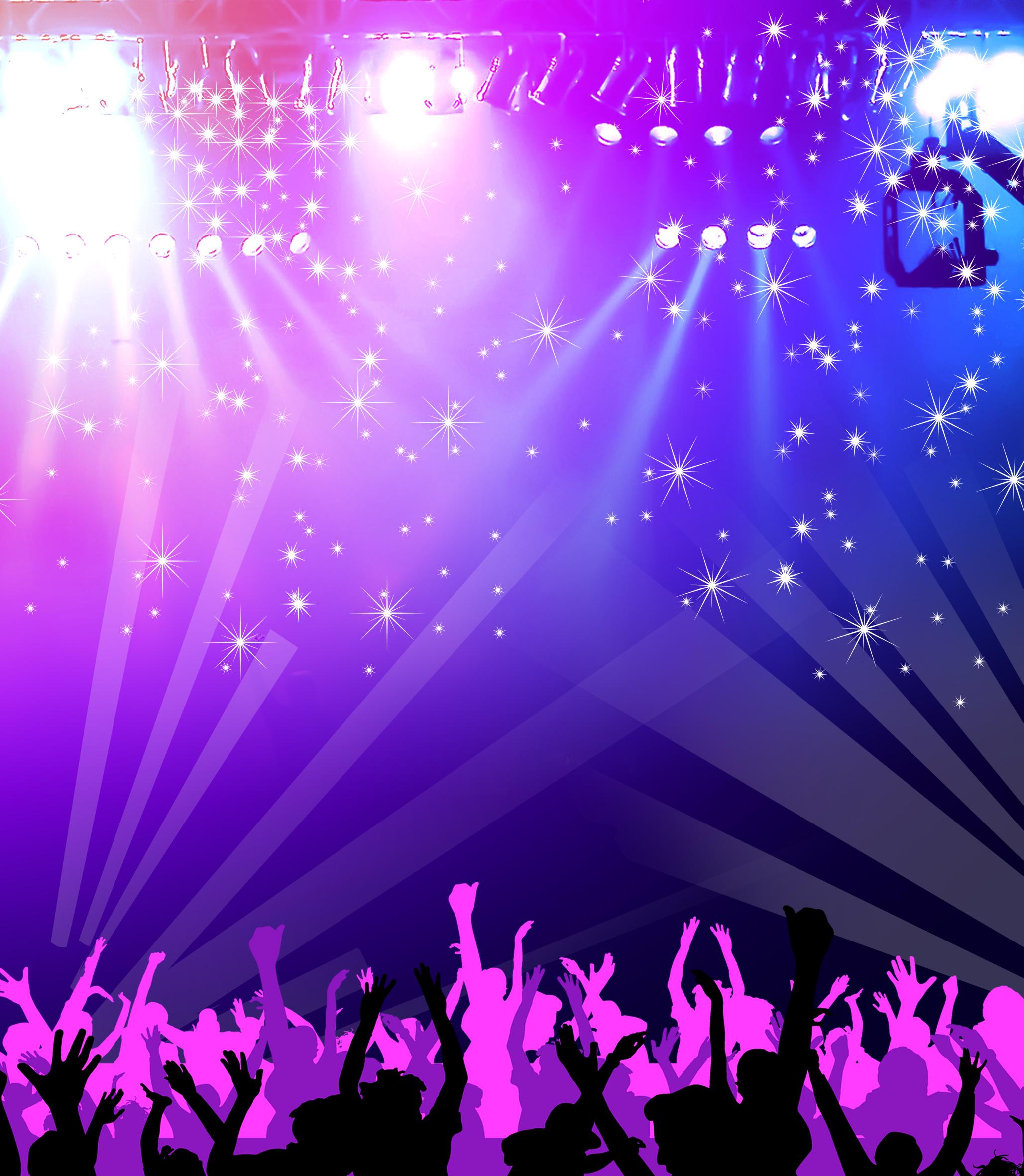 super concert affiche de fond super concert affiche de
