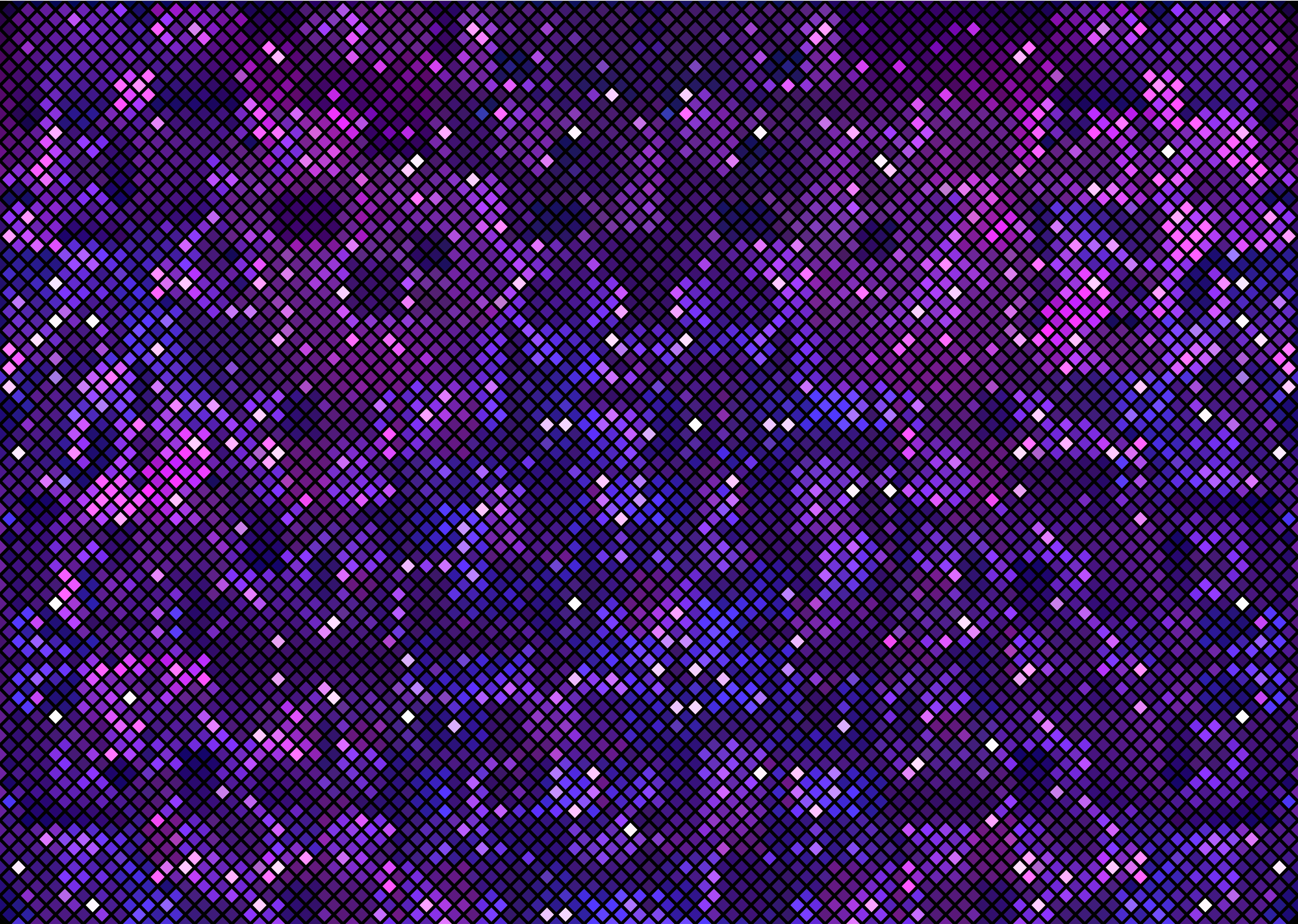 pixelated purple poster background template  pixelated