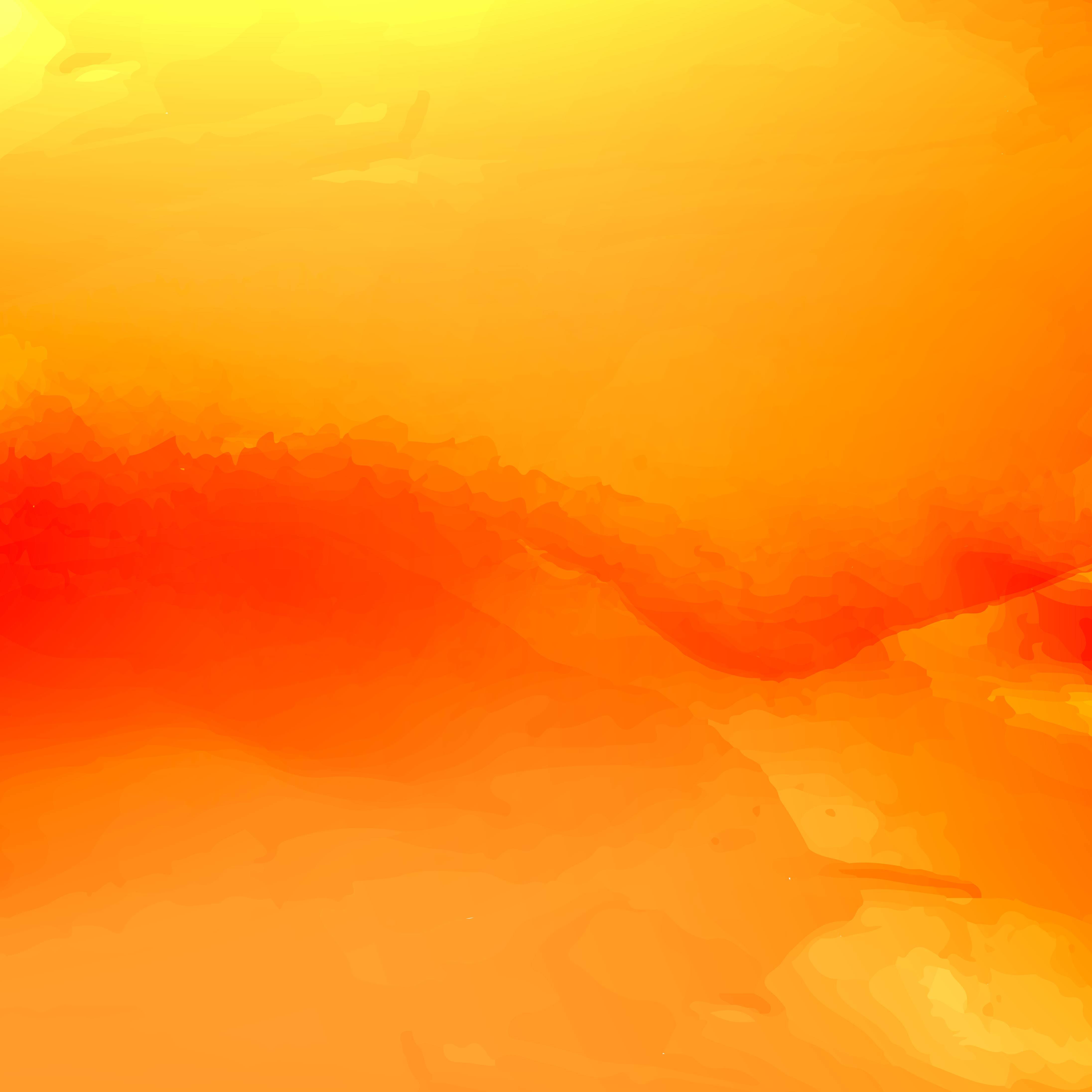 Acrílico Aquarela Laranja Amarelo Background Textura O