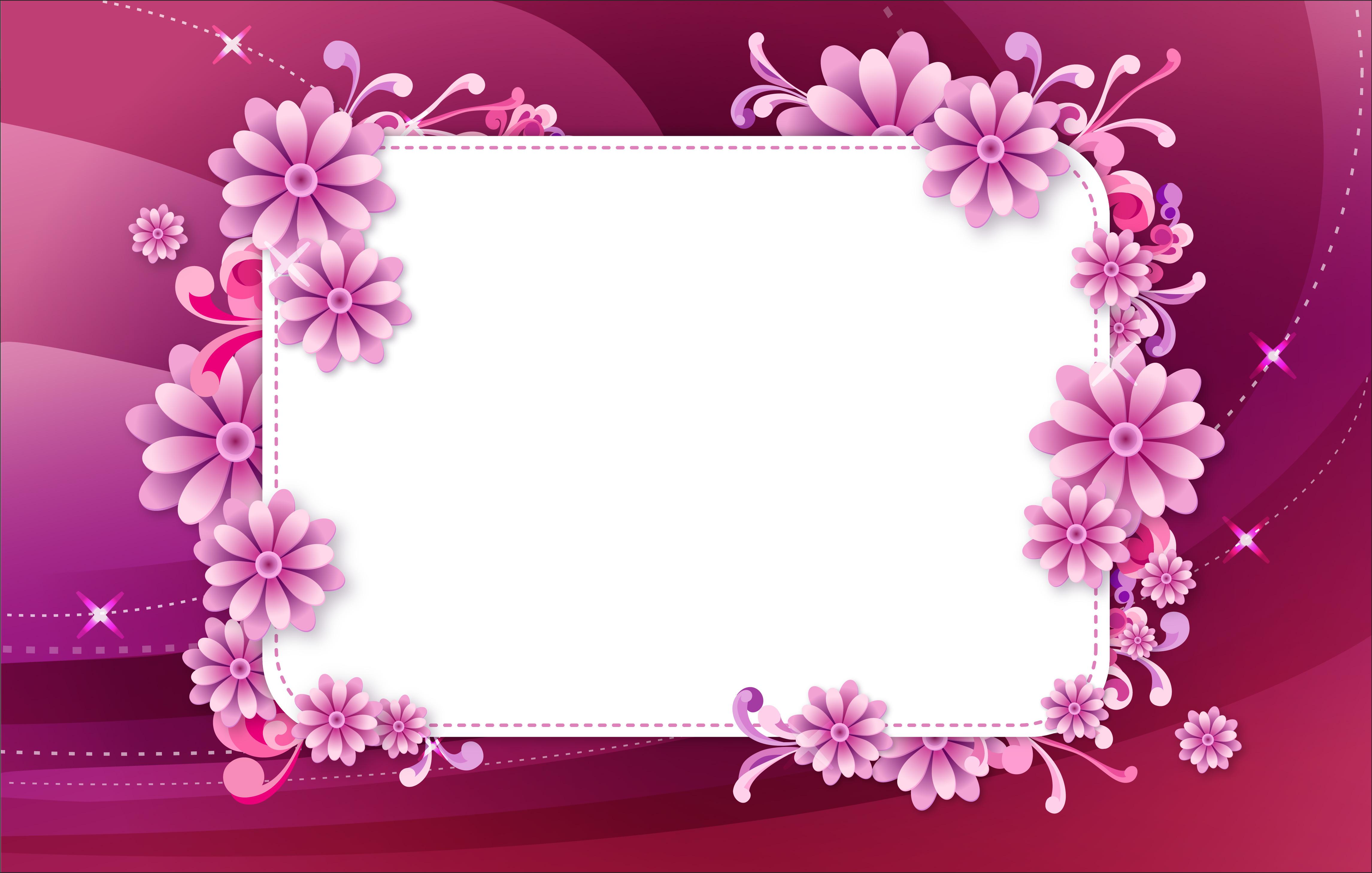 cart u00e3o cor de rosa flor rom u00e2ntica de material de fundo