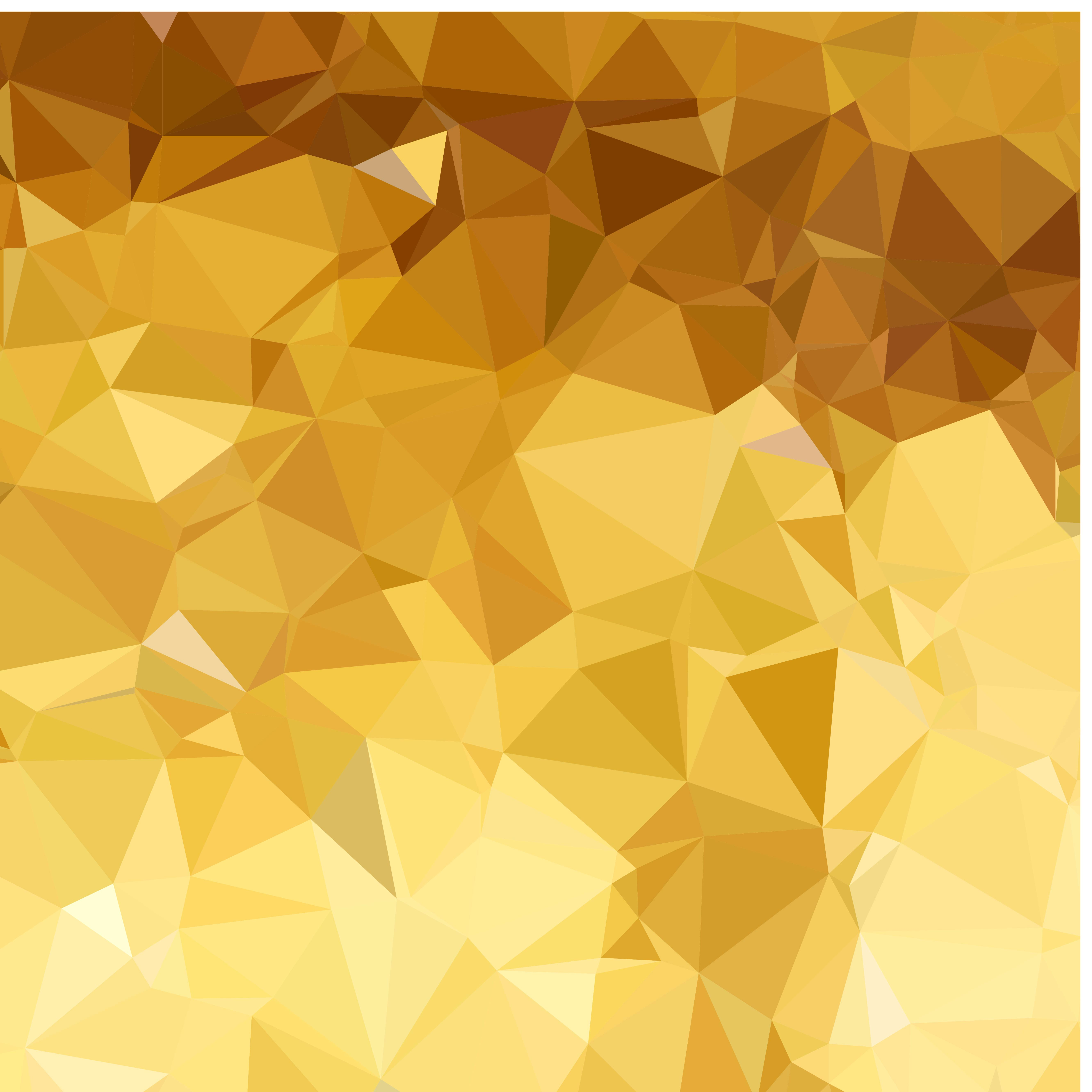 gold polygon abstract background vector material  gold  polygon  hexagon background image for