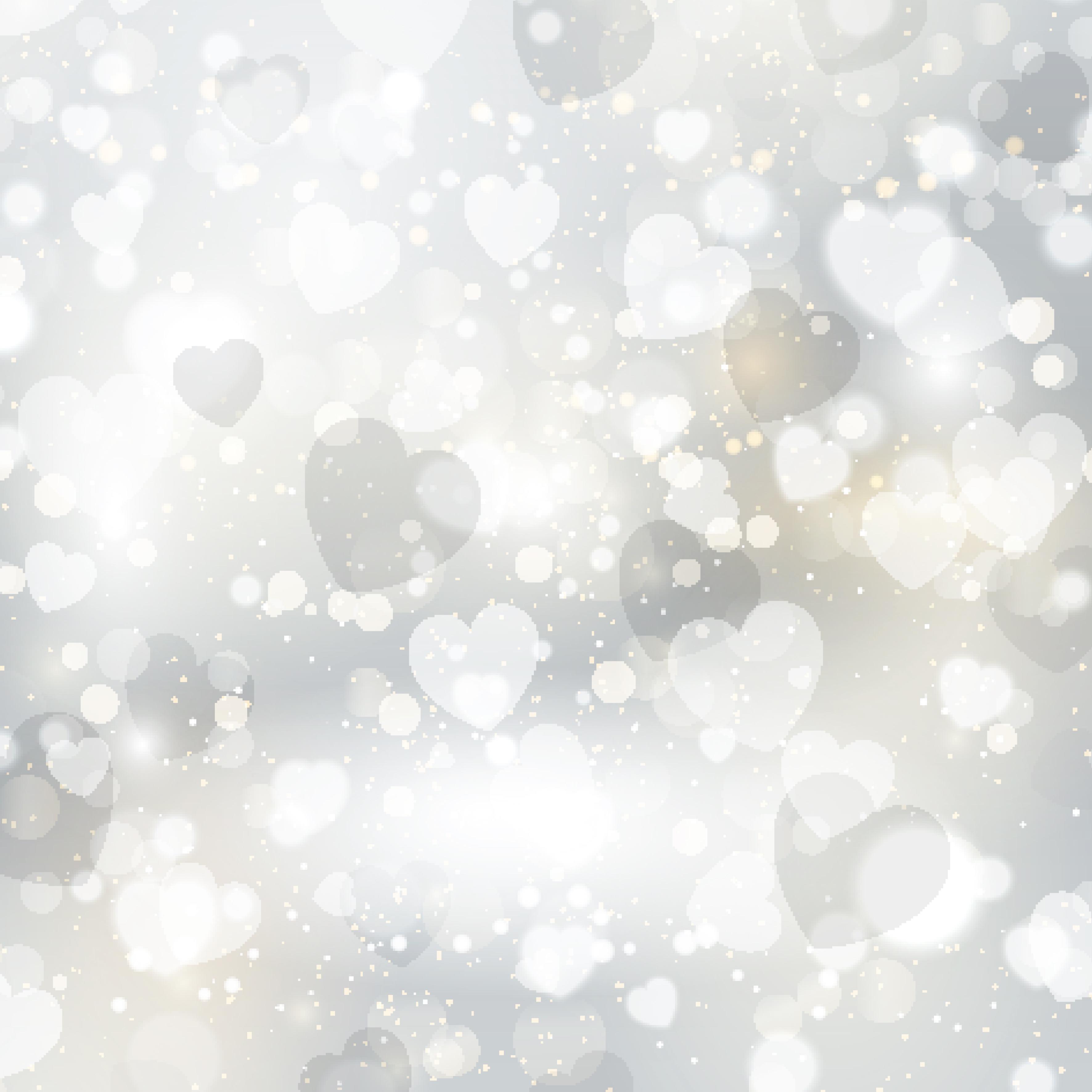 silver love fantasy background  dream  love  silver