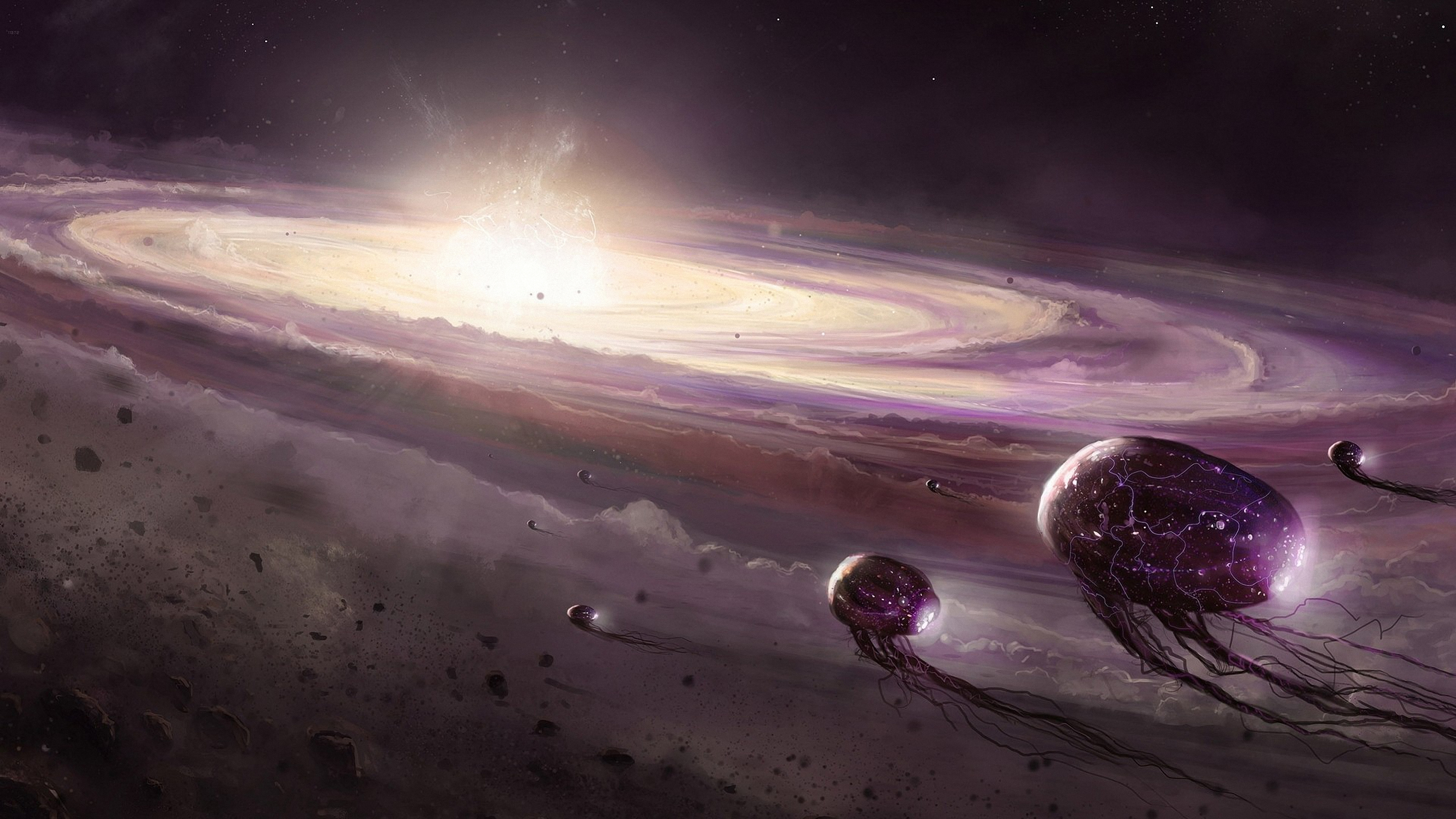 other planets in other galaxies - HD2560×1440