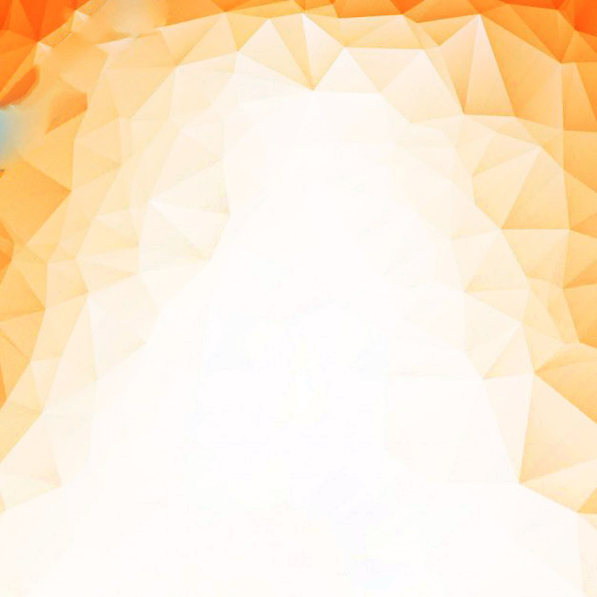 orange polygon abstract background  orange  polygon