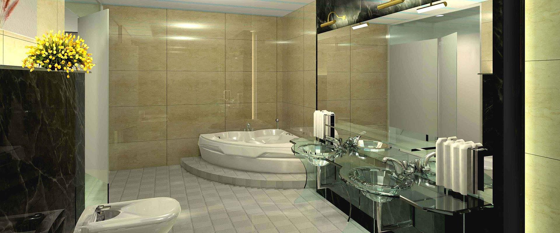 Cuarto de baño habitacion wc lavabo antecedentes Cuenca Tile Home ...