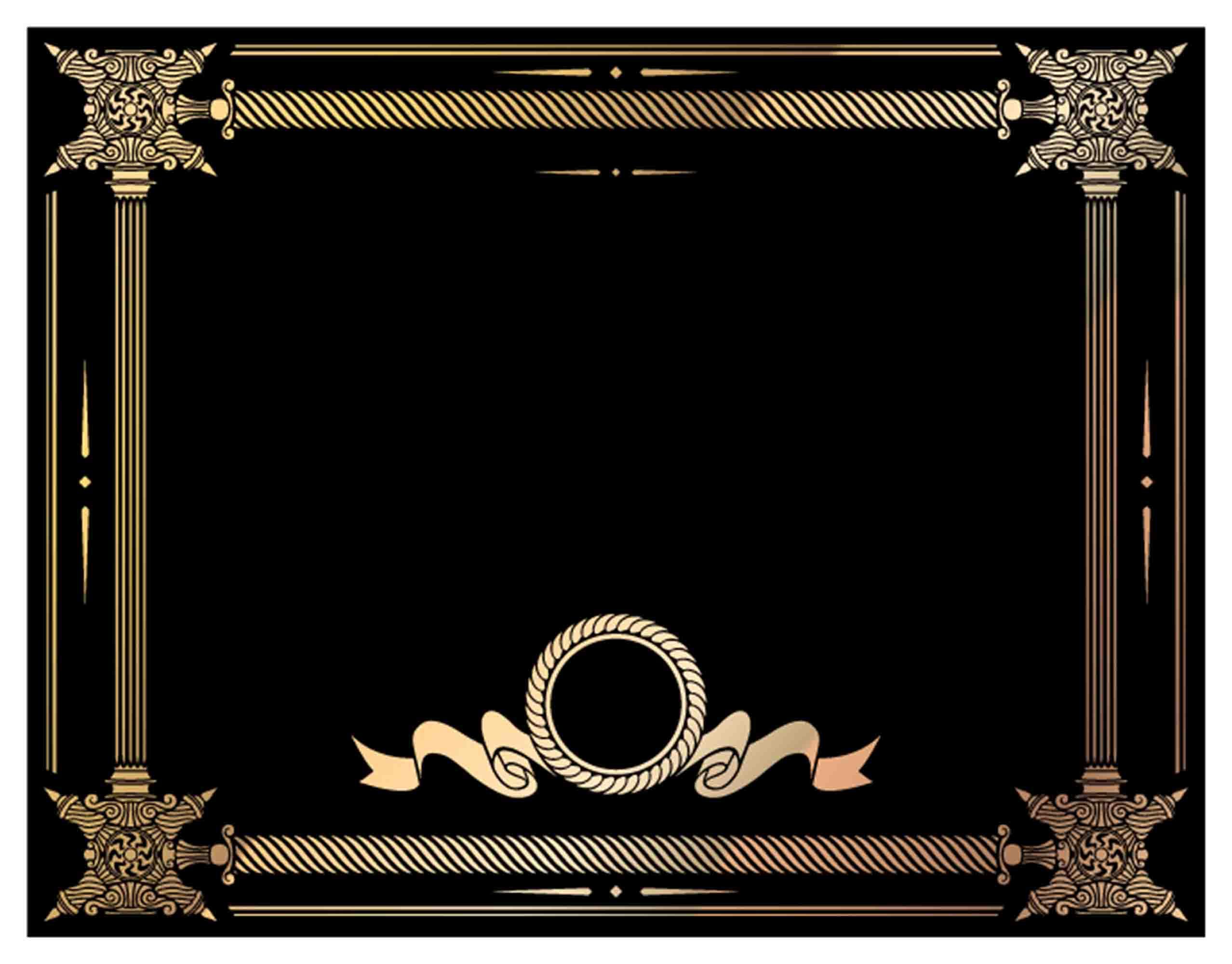 vecteur europ en d autorisation de certificat le sceau noir classique de bordure des affiches. Black Bedroom Furniture Sets. Home Design Ideas