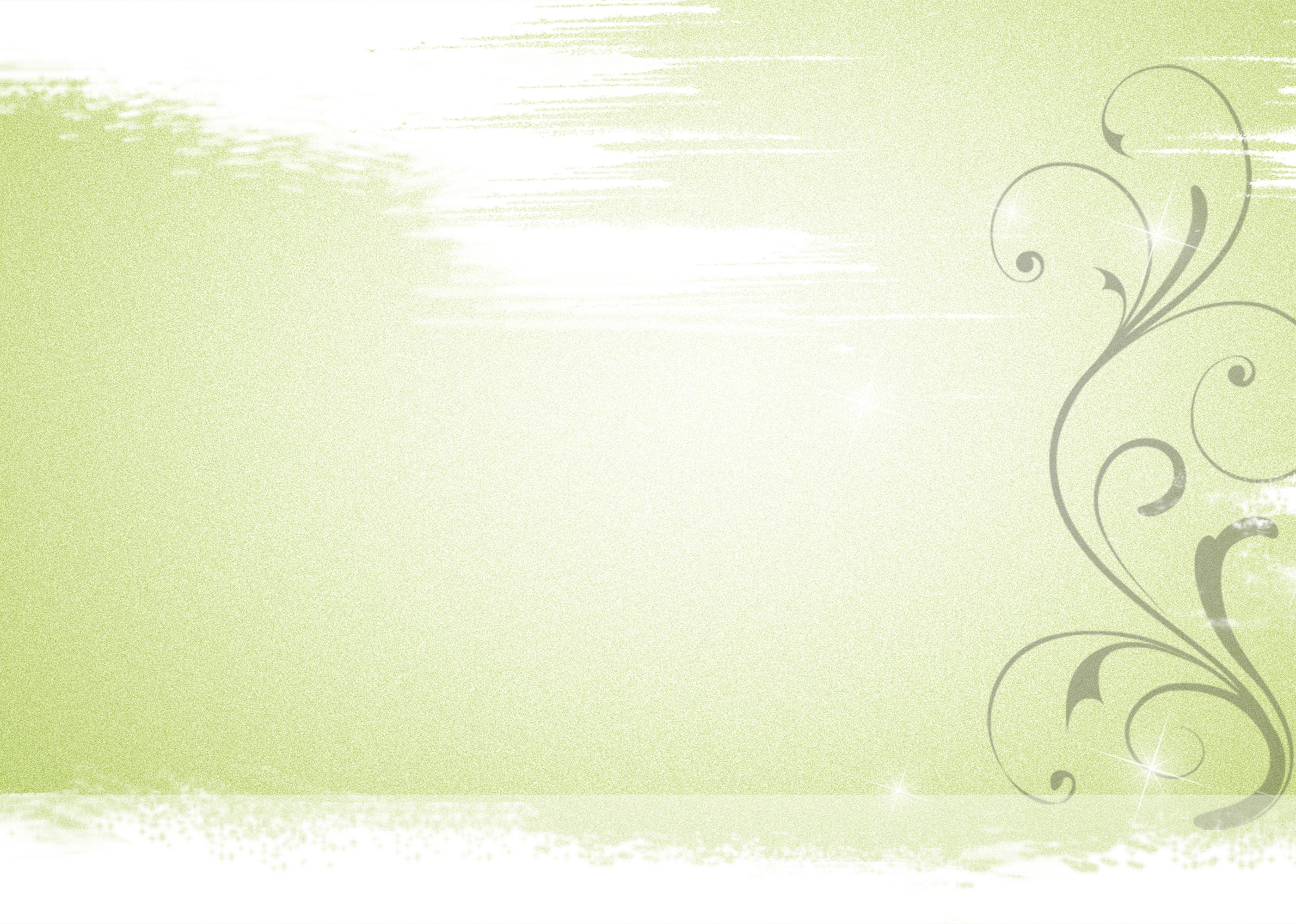 le mod u00e8le de motif vert frais calendrier affiche de fond