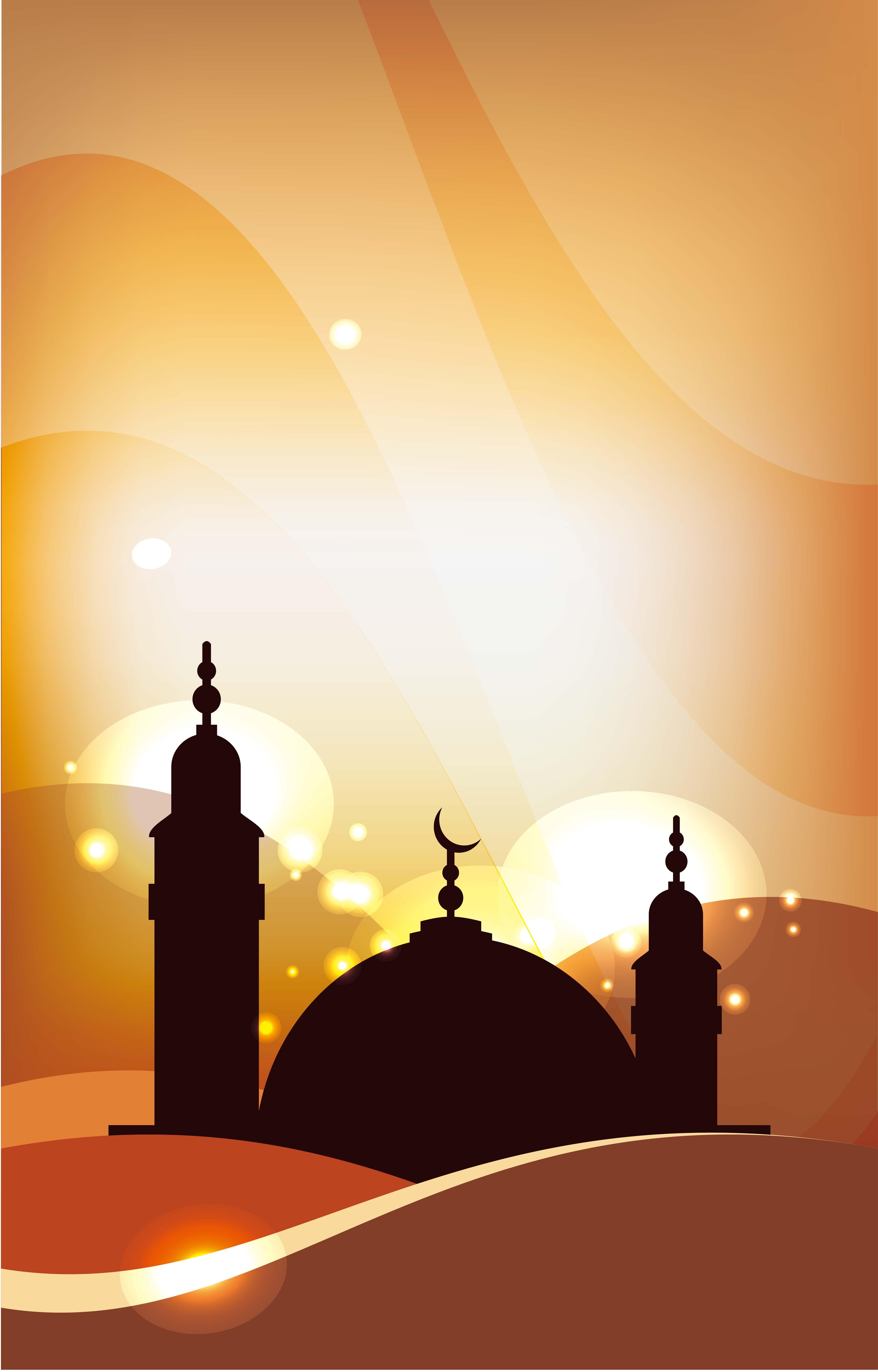 Mosque Building Religion Place