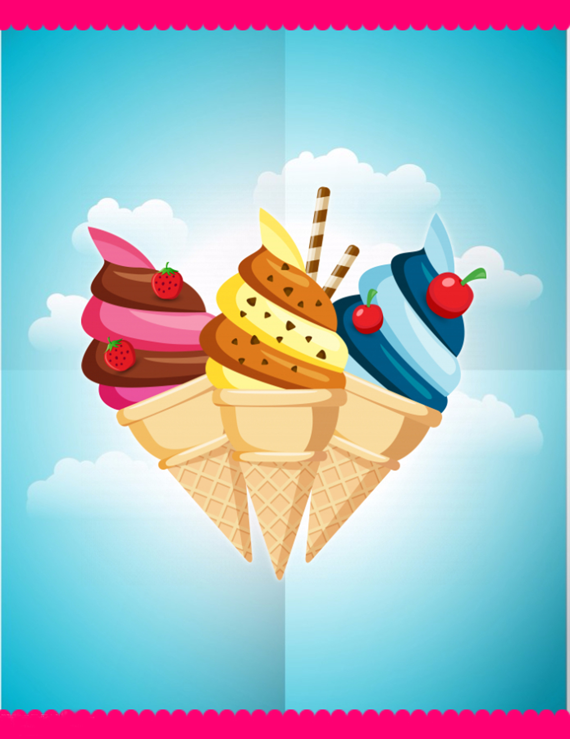 ice cream poster background  ice  cream  dessert