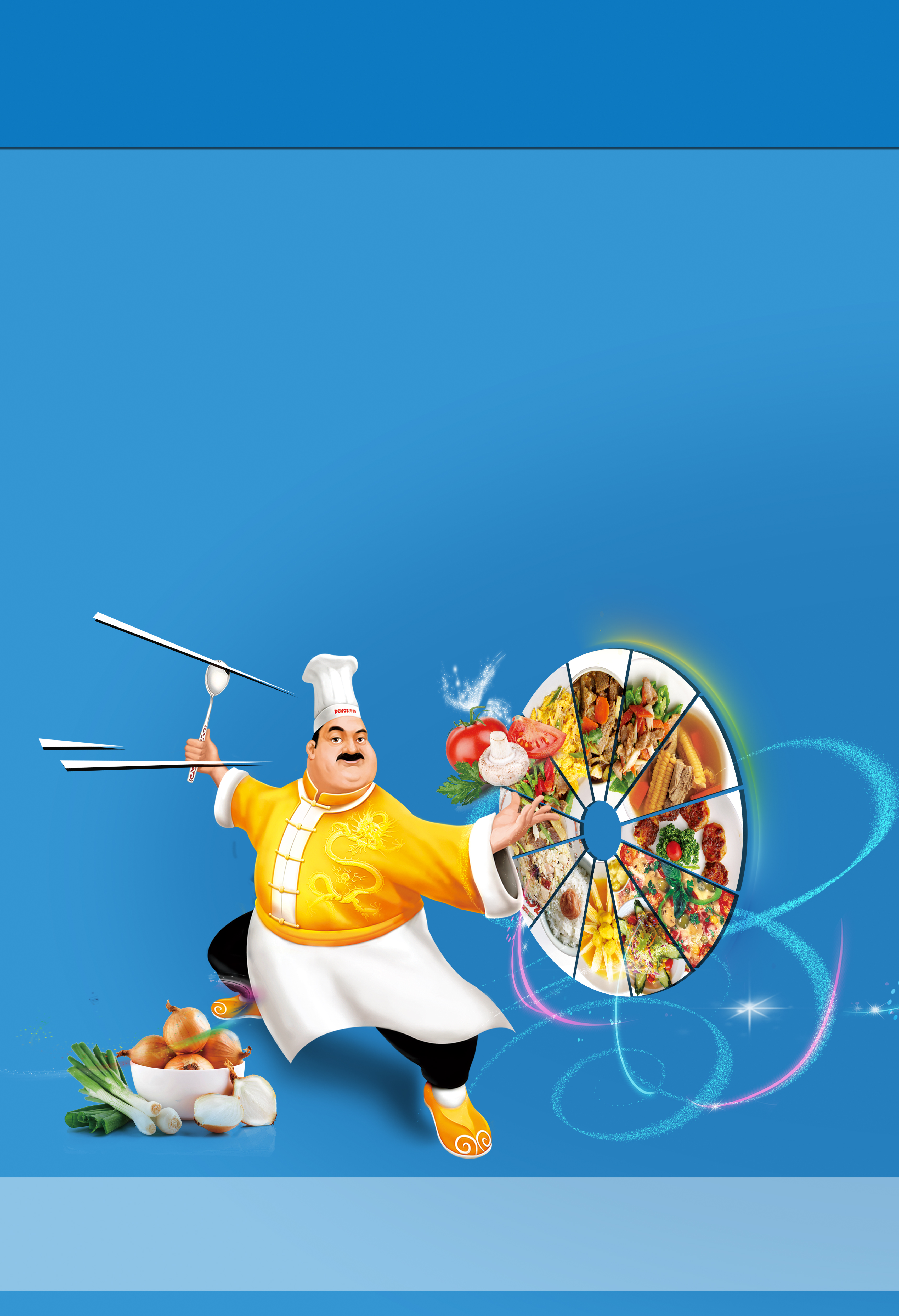 cooking competition poster background material  kitchen