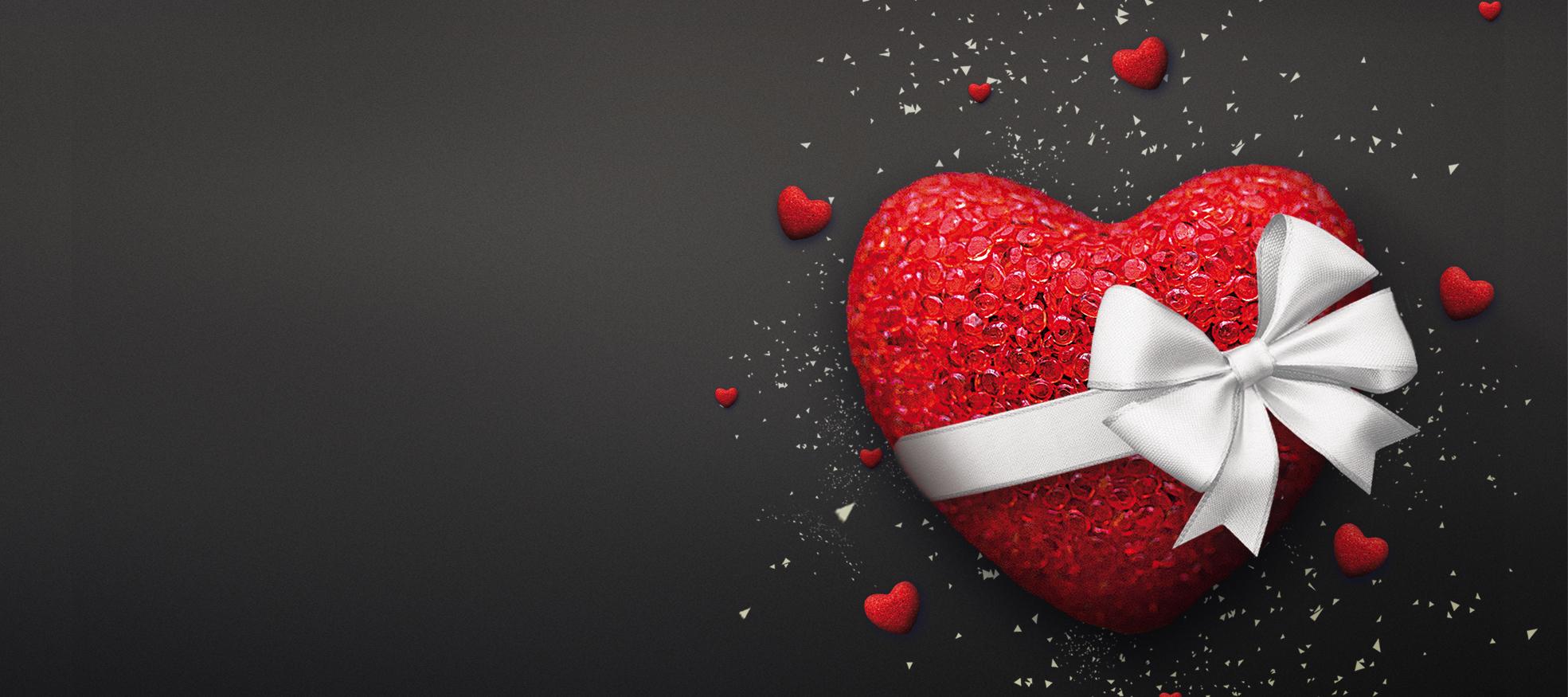 Tanabata valentine s day atmosphere simple black banner - 4k love wallpaper for mobile ...